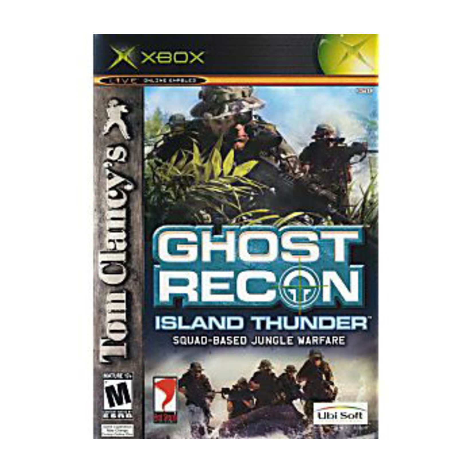 XBU-GHOST RECON ISLAND THUNDER