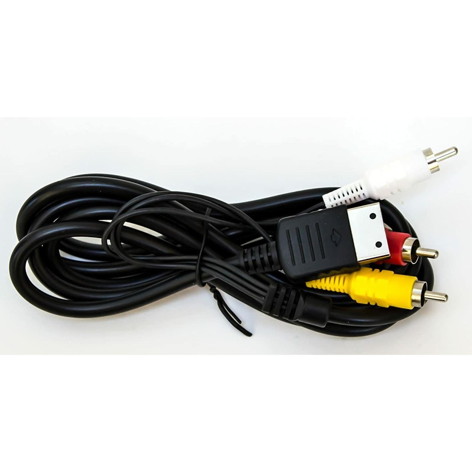 Old Skool AV Cable for Dreamcast