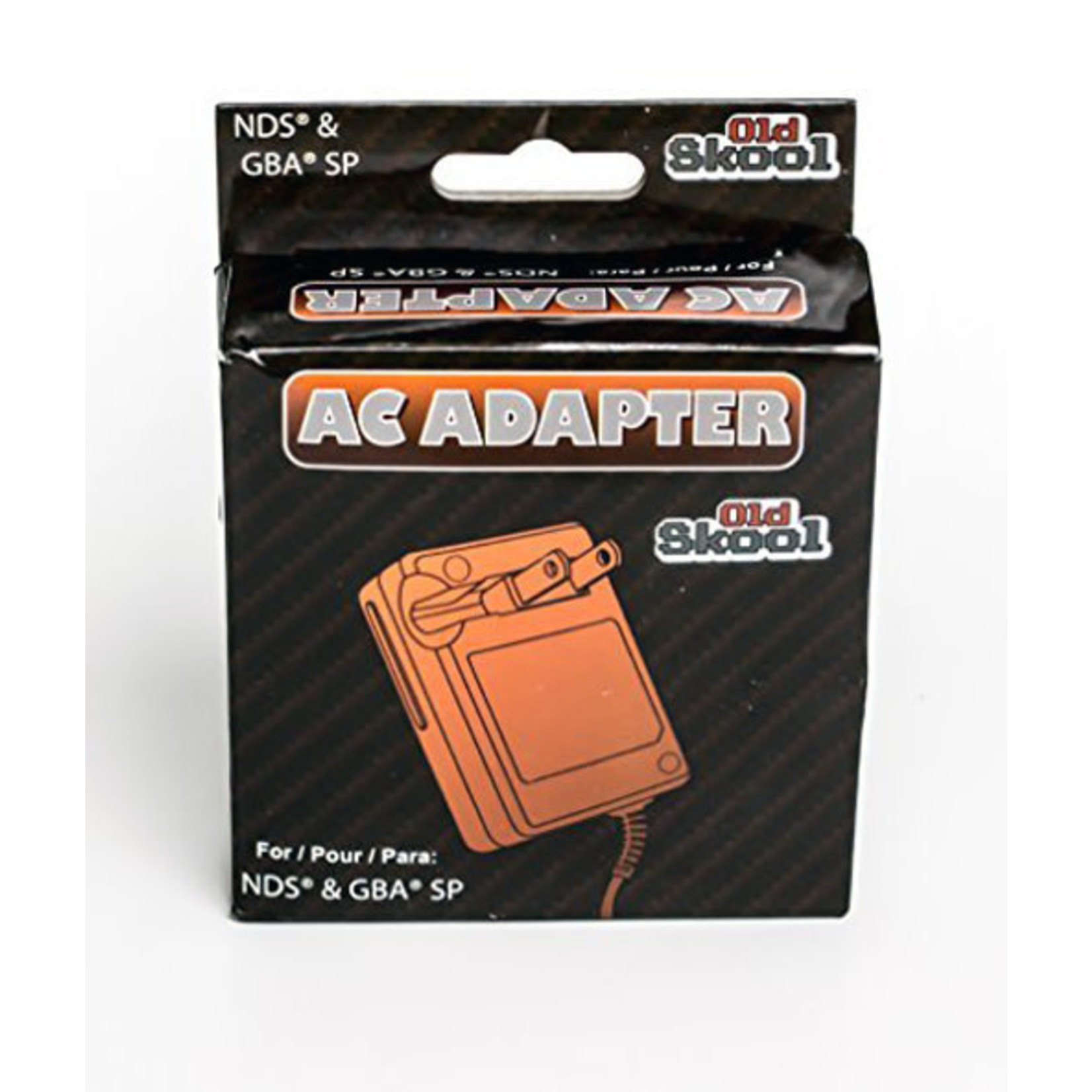 DS/Gba AC Adapter-Old Skool