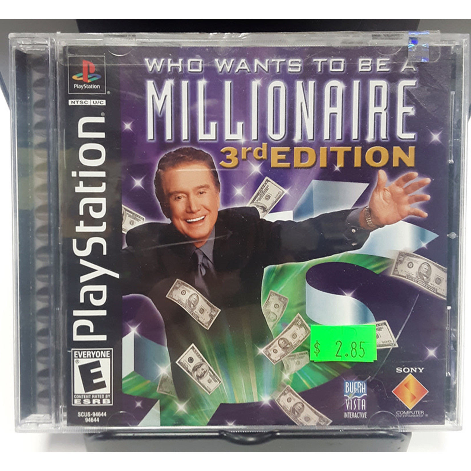ps1u-who wants to be a millionaire: 3rd edition