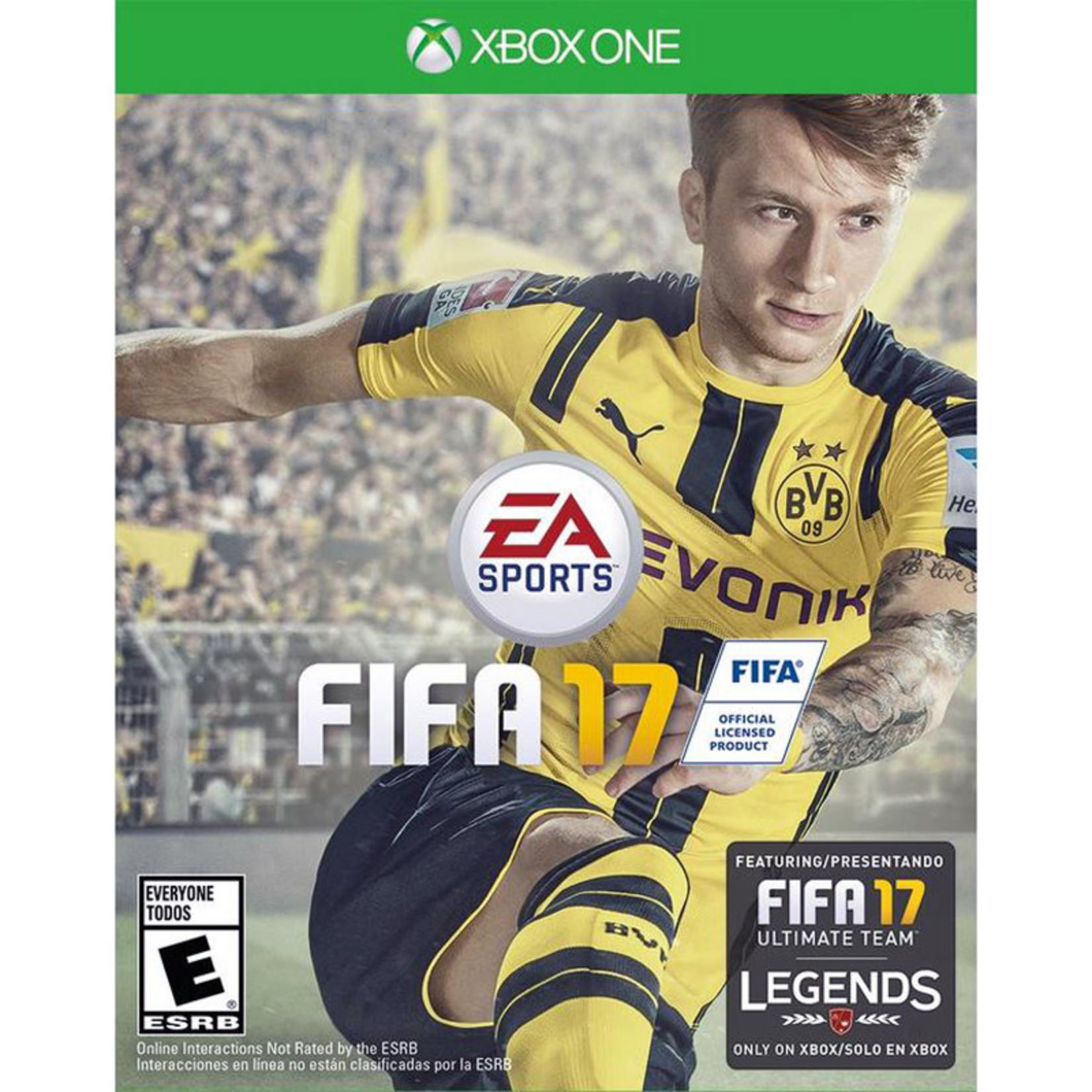 XB1U-FIFA 17