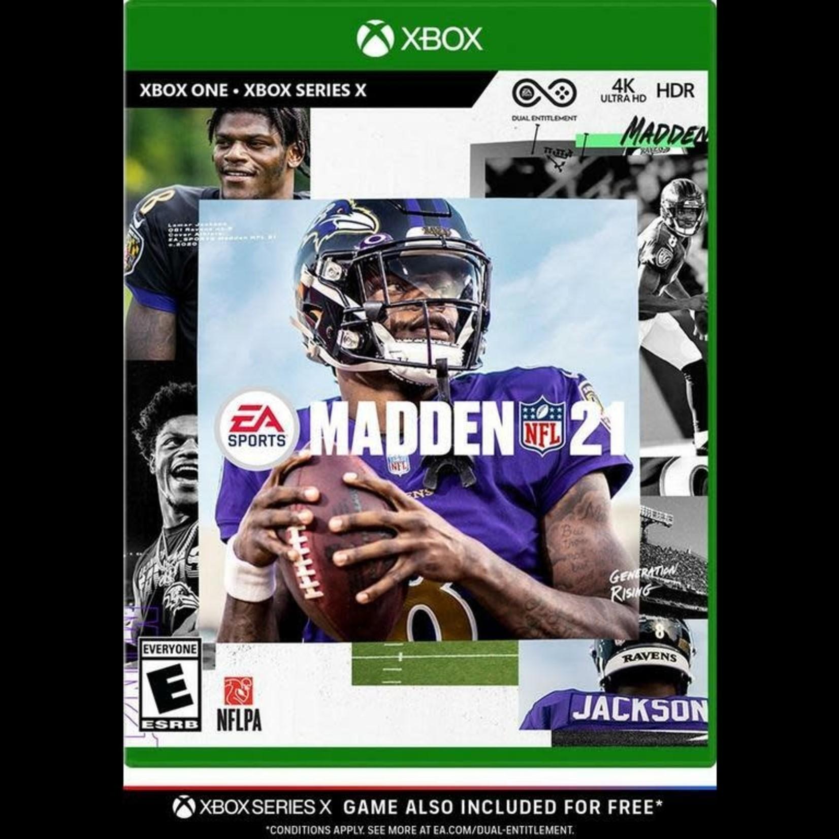 XB1U-Madden NFL 21