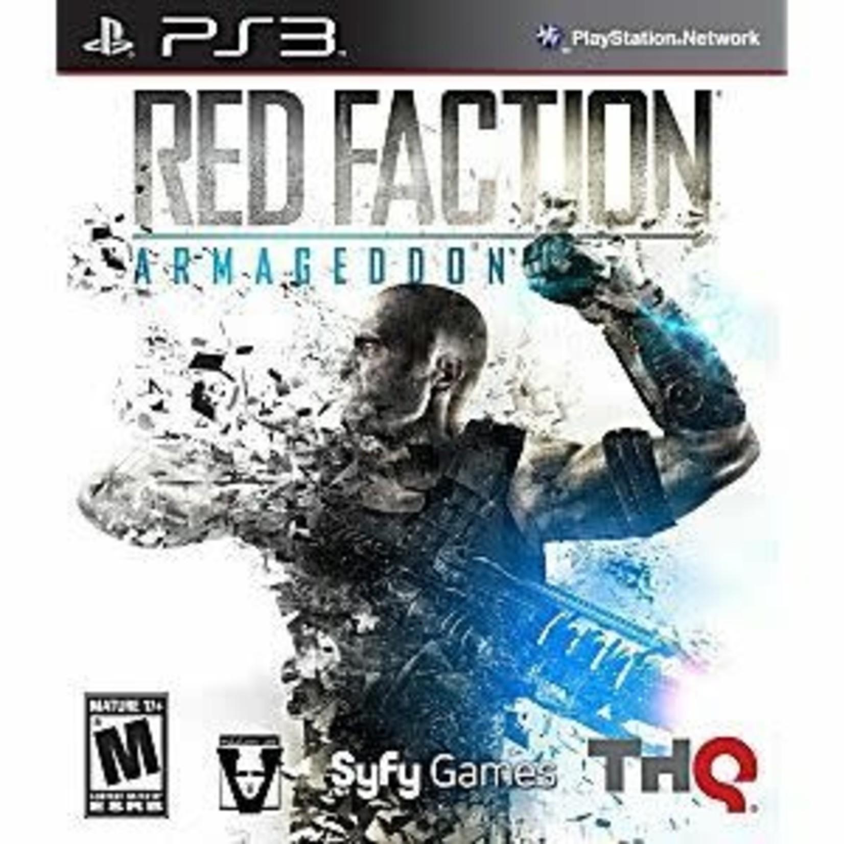 PS3U-Red Faction: Armageddon
