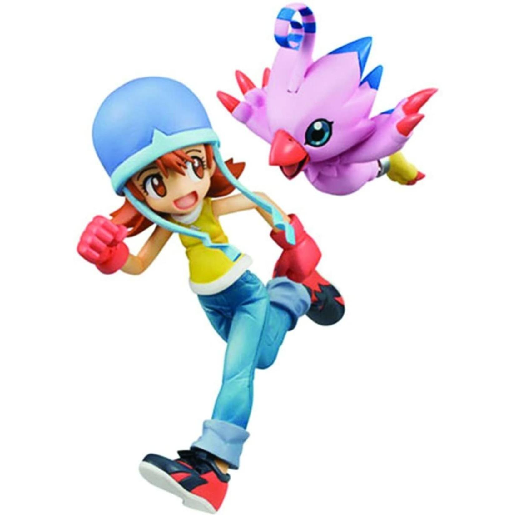 Digimon Adventure Sora &Piyomon