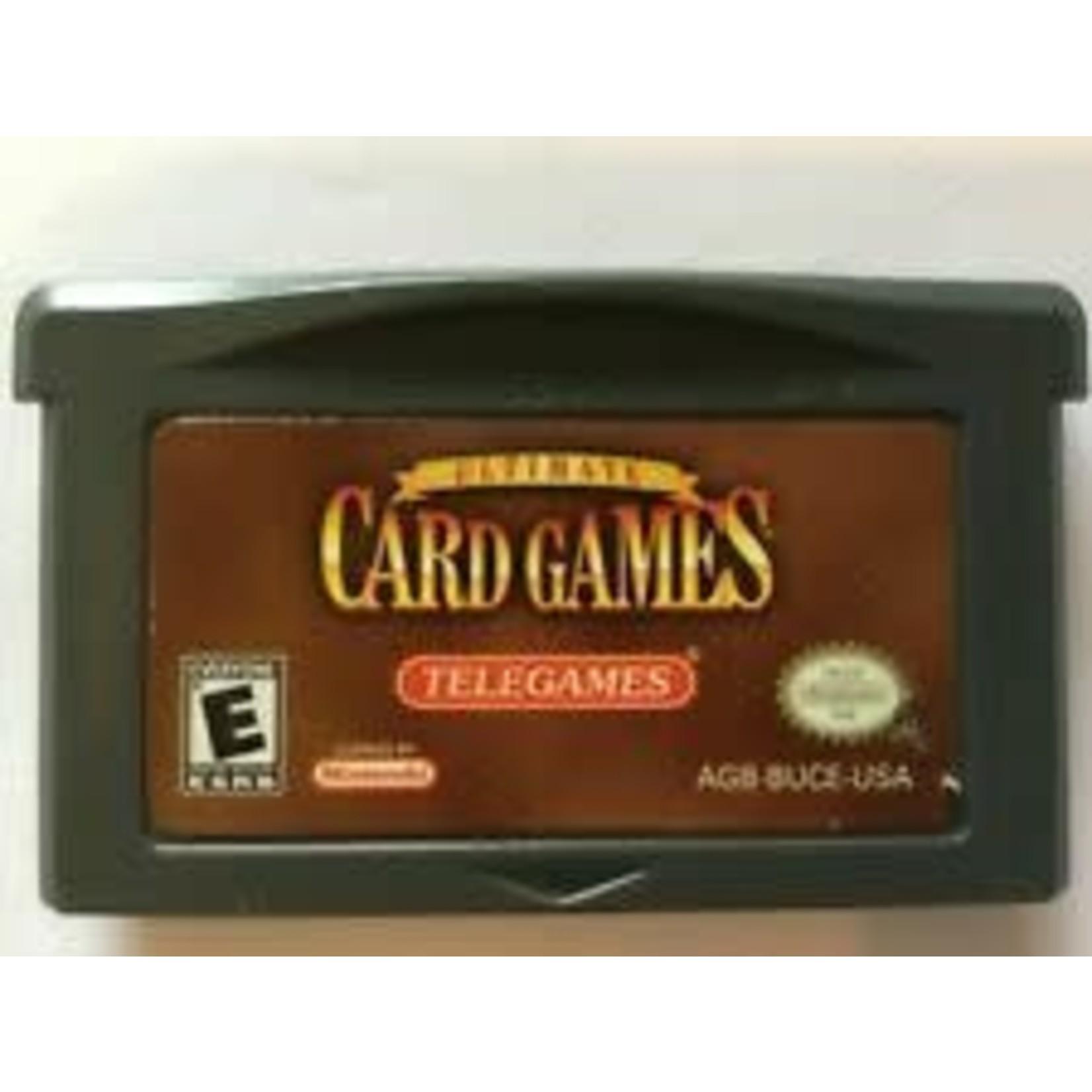 GBAU-Ultimate Card Games (CARTRIDGE)
