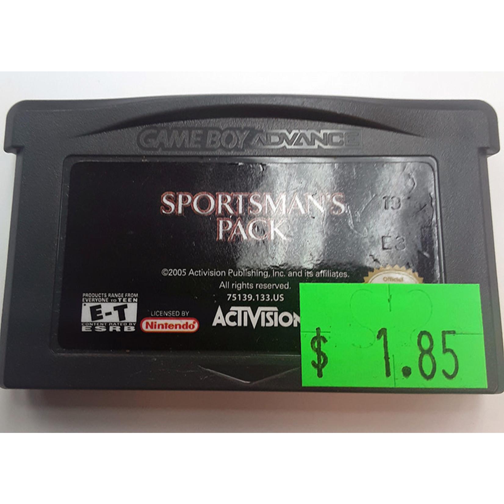 GBAu-Sportsman's Pack (cartridge)
