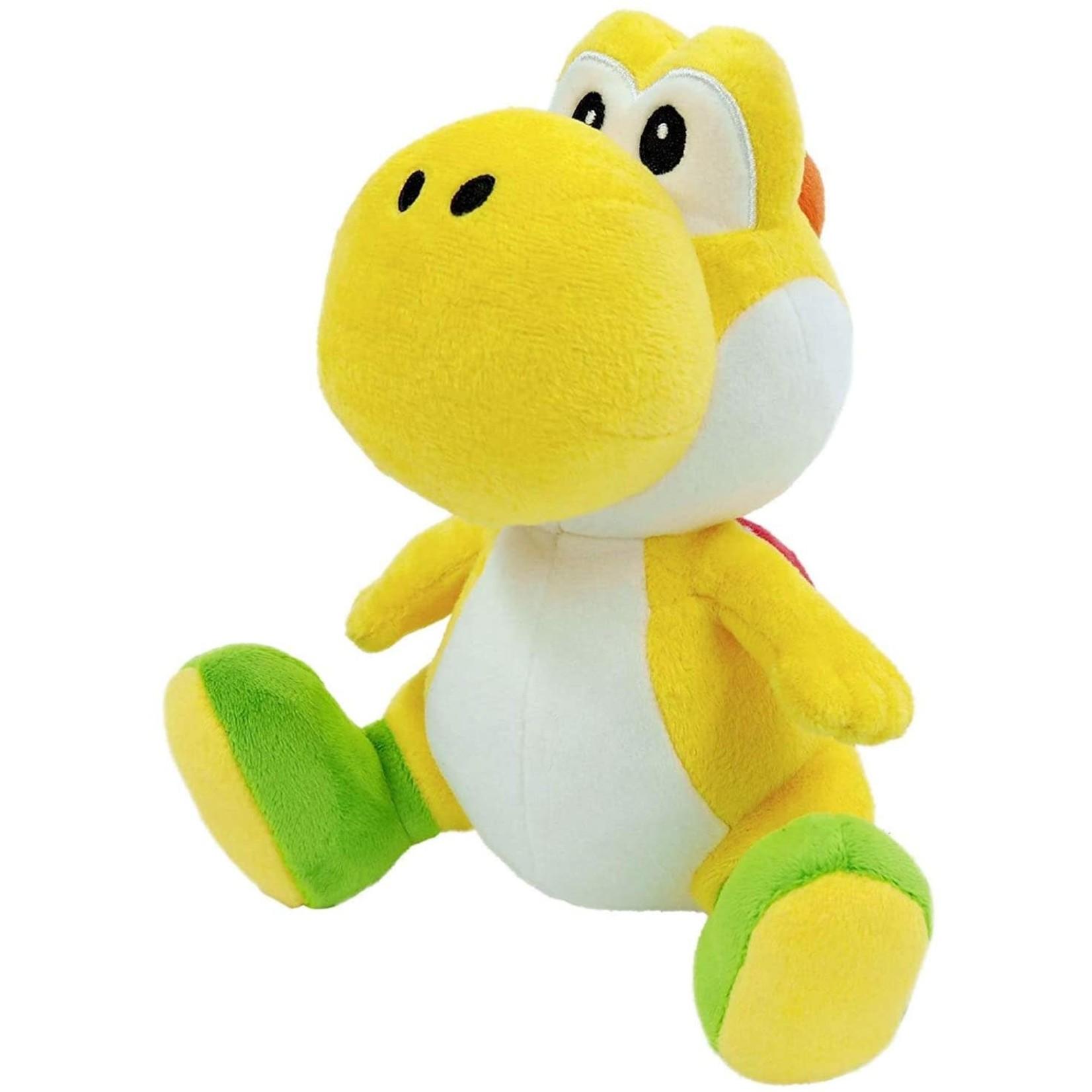 "Yellow Yoshi 6"" Plush"