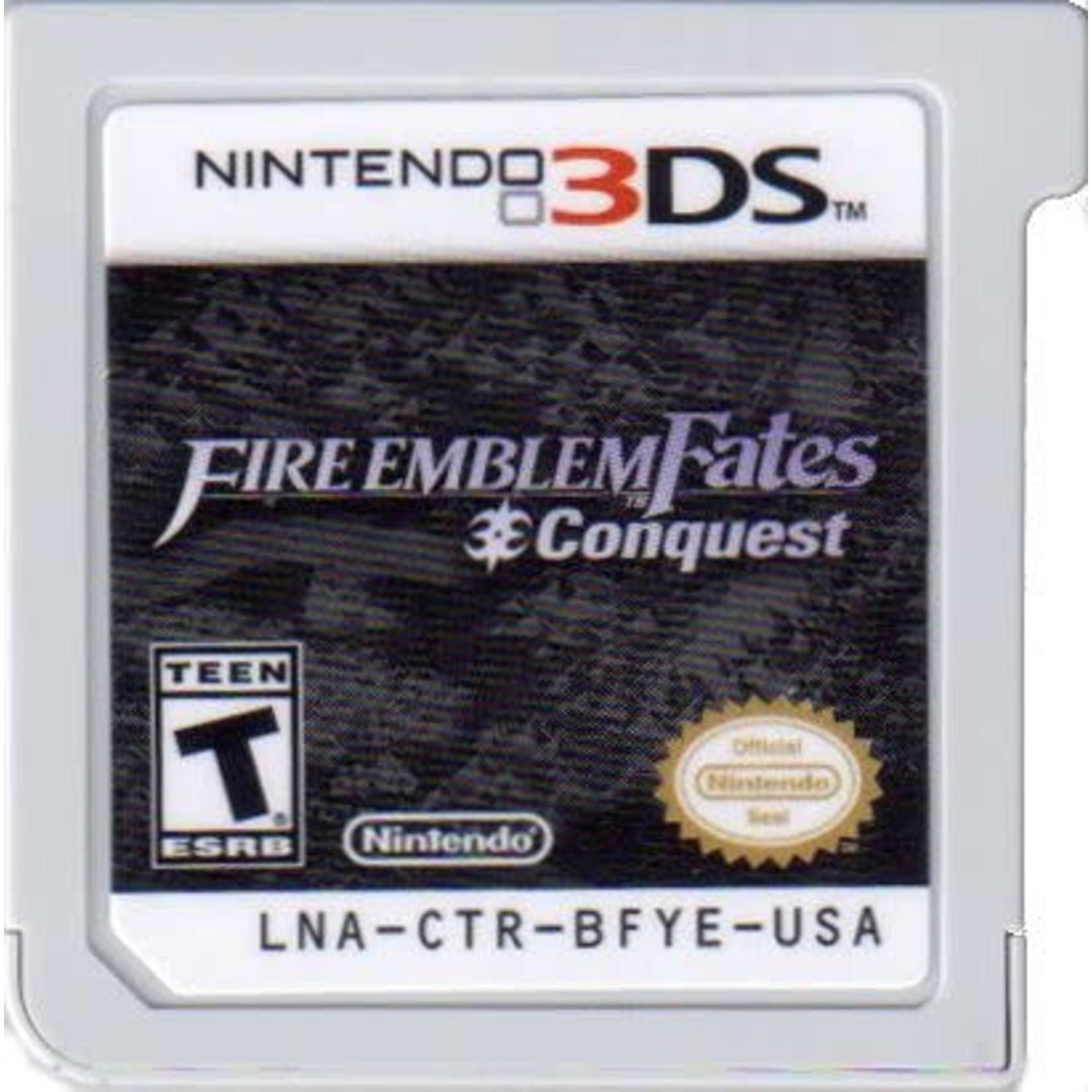 3DSU-Fire Emblem Fates Conquest (Chip Only)