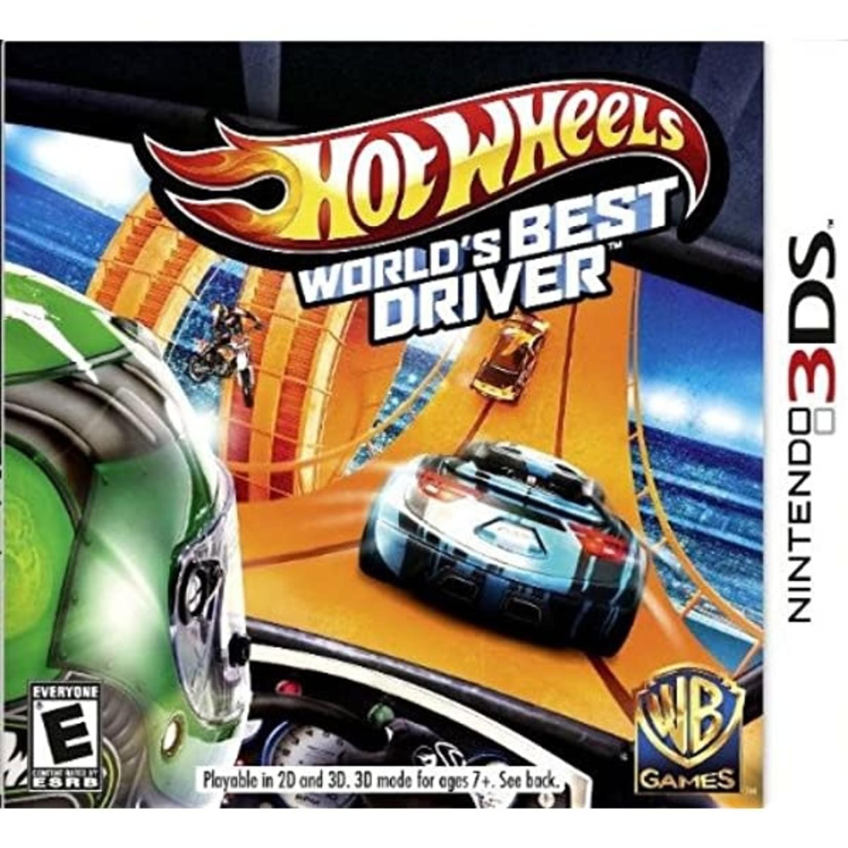 3DSU-Hot Wheels Worlds Best Driver