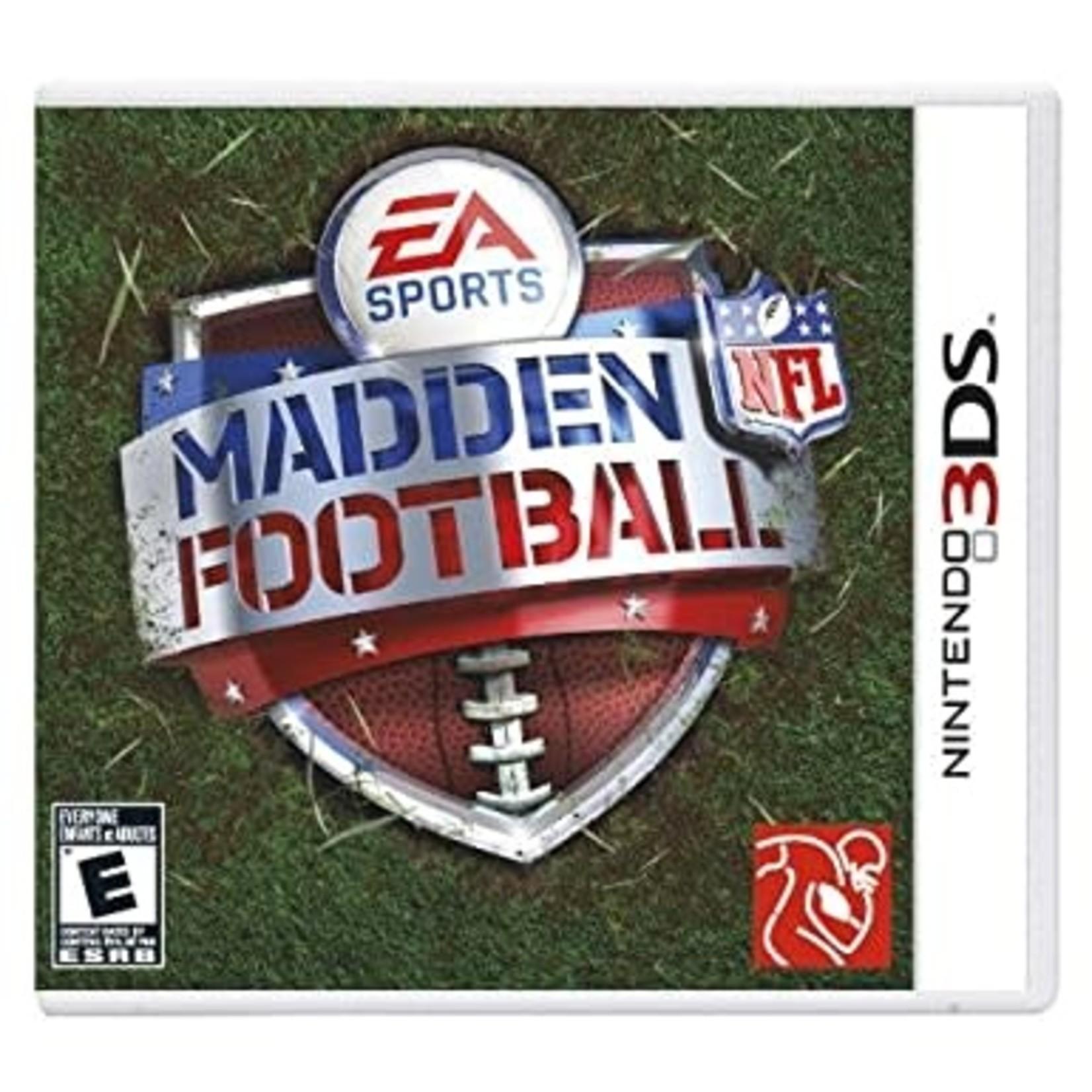 3DSU-Madden NFL Football