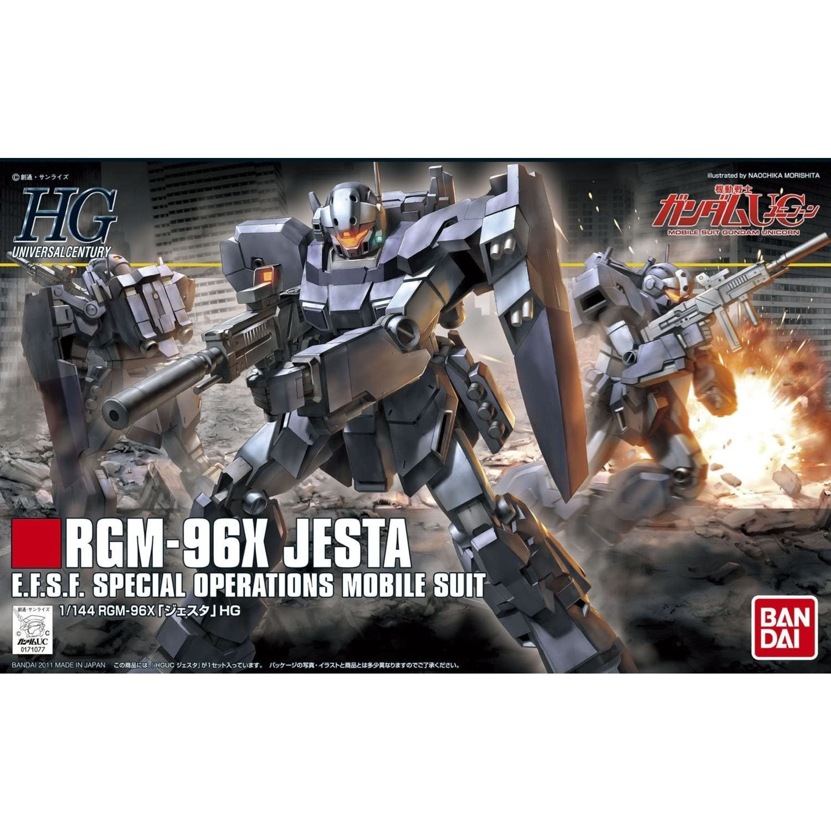 Gundam-RGM-96X Jesta HGUC