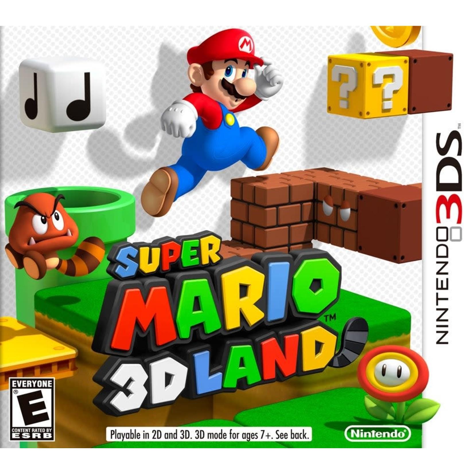 3DSU-Super Mario 3D Land (Chip Only)