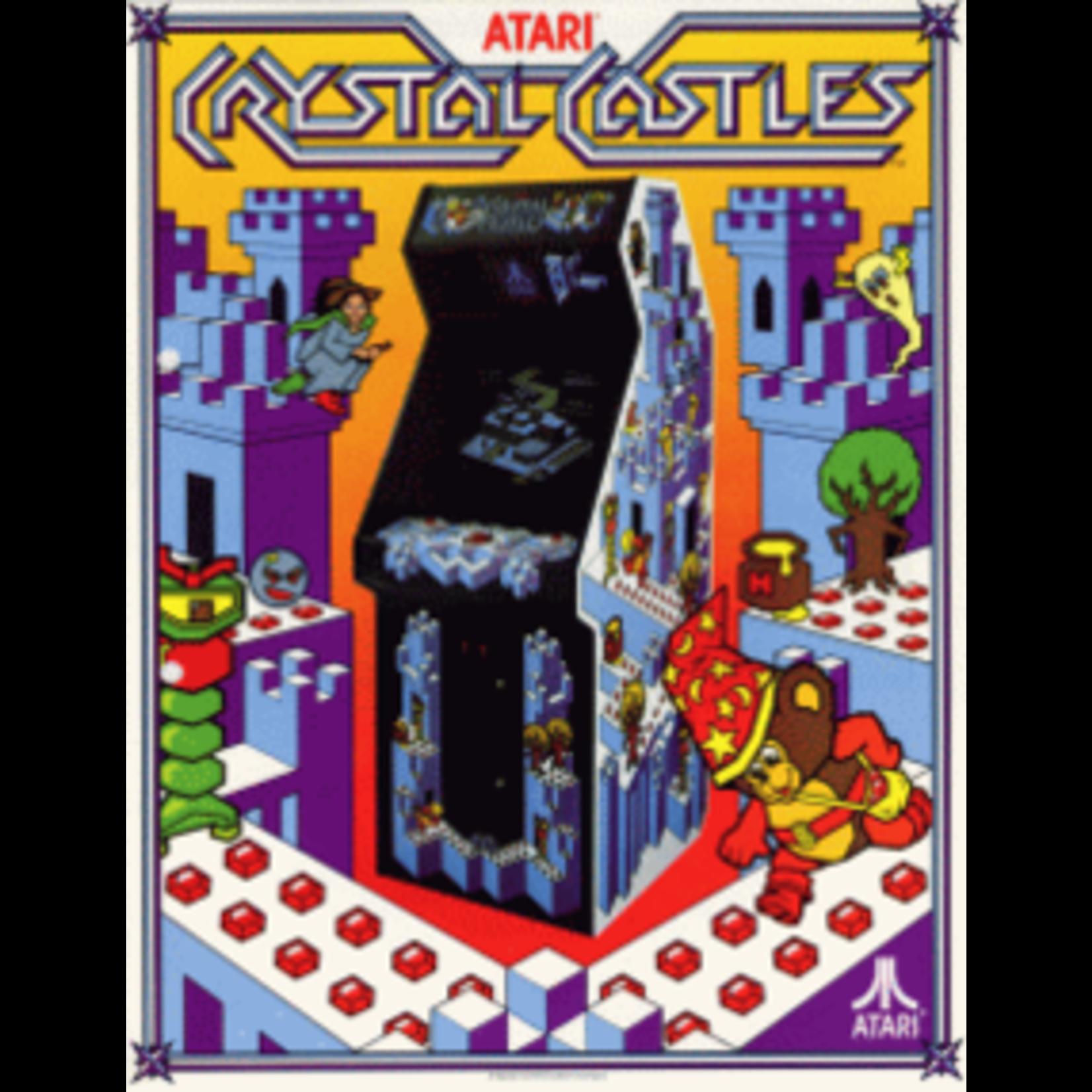 atariu-Crystal Castles
