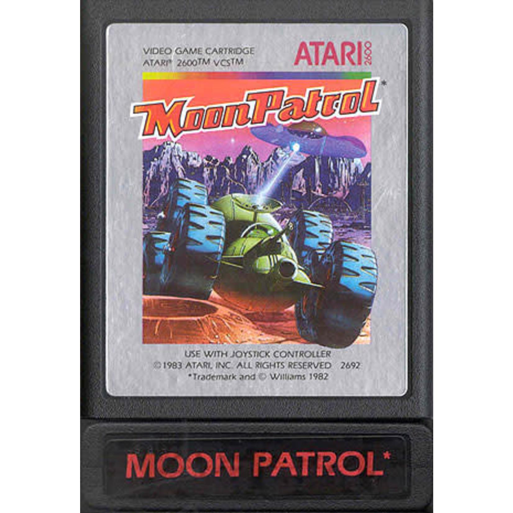 ATARIU-MOON PATROL (CART)