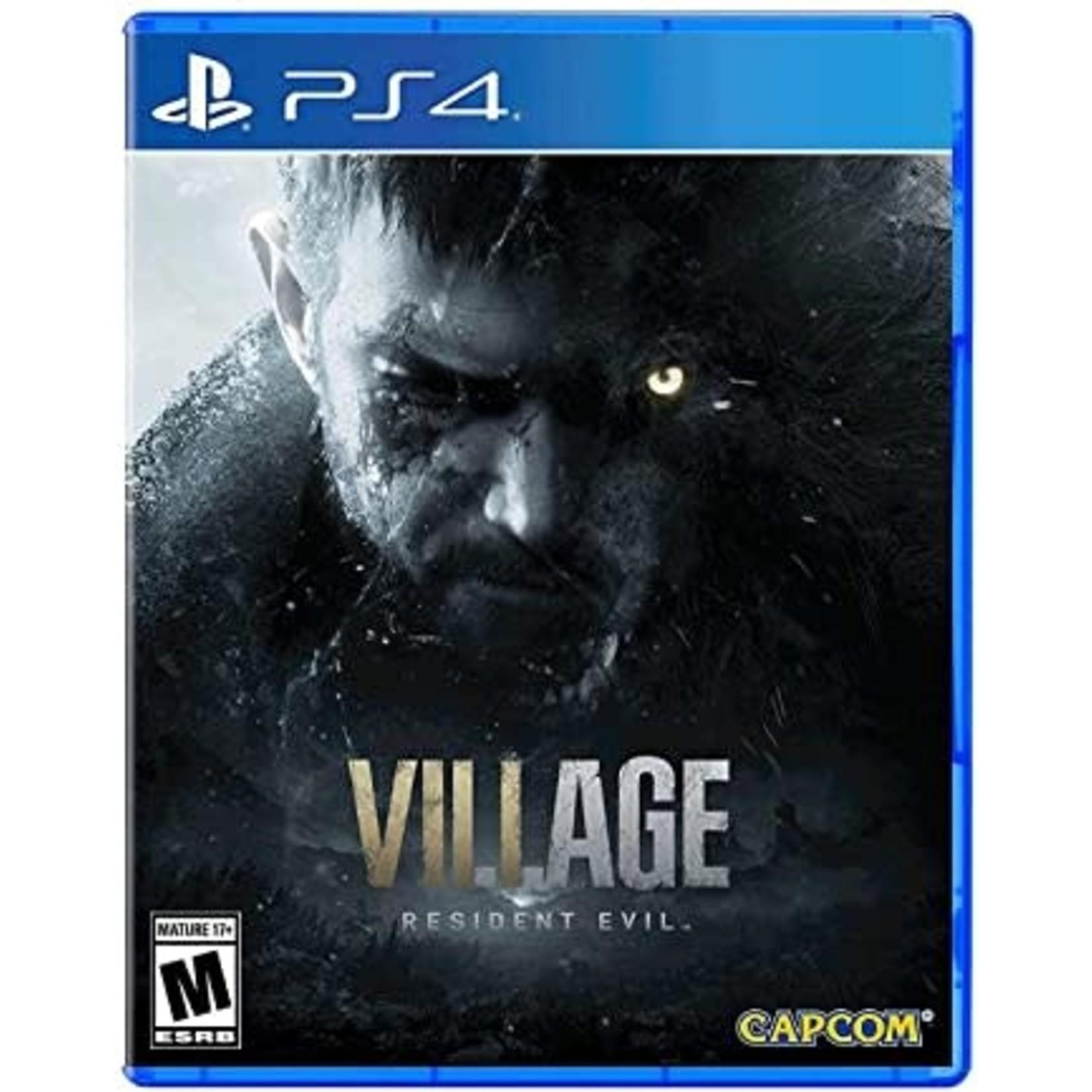 PS4-Resident Evil Village
