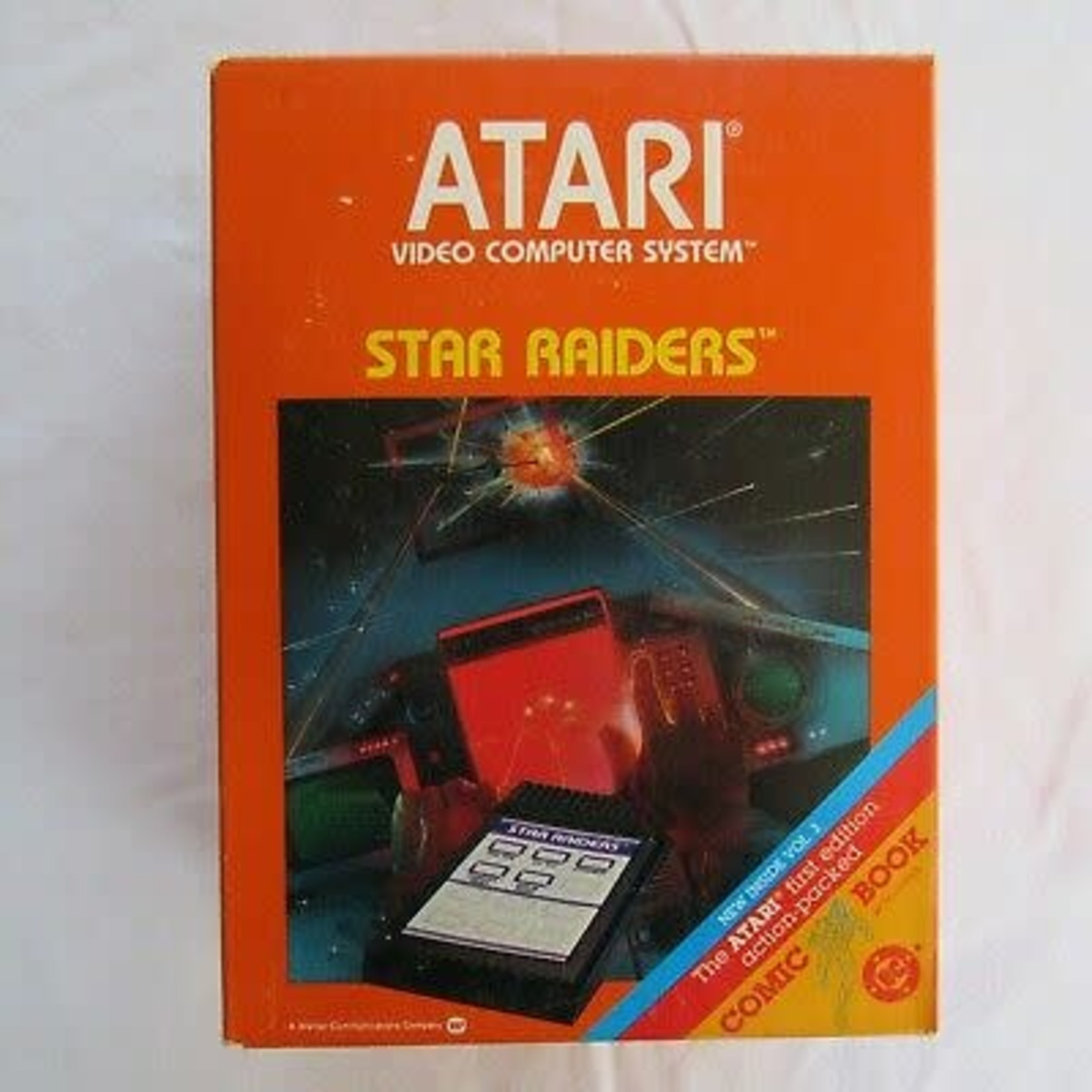 star raiders with controller