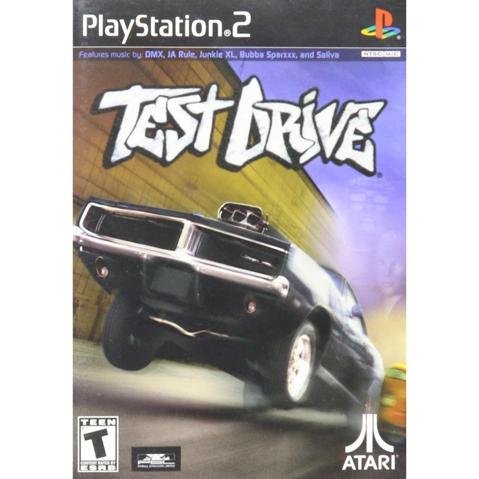 ps2u-Test Drive