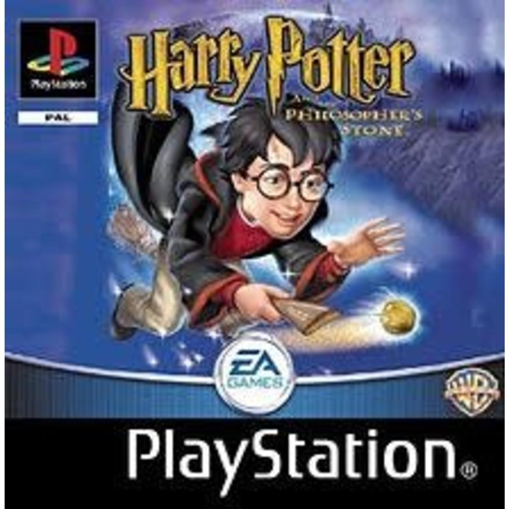 PS1U-Harry Potter Sorcerers Stone