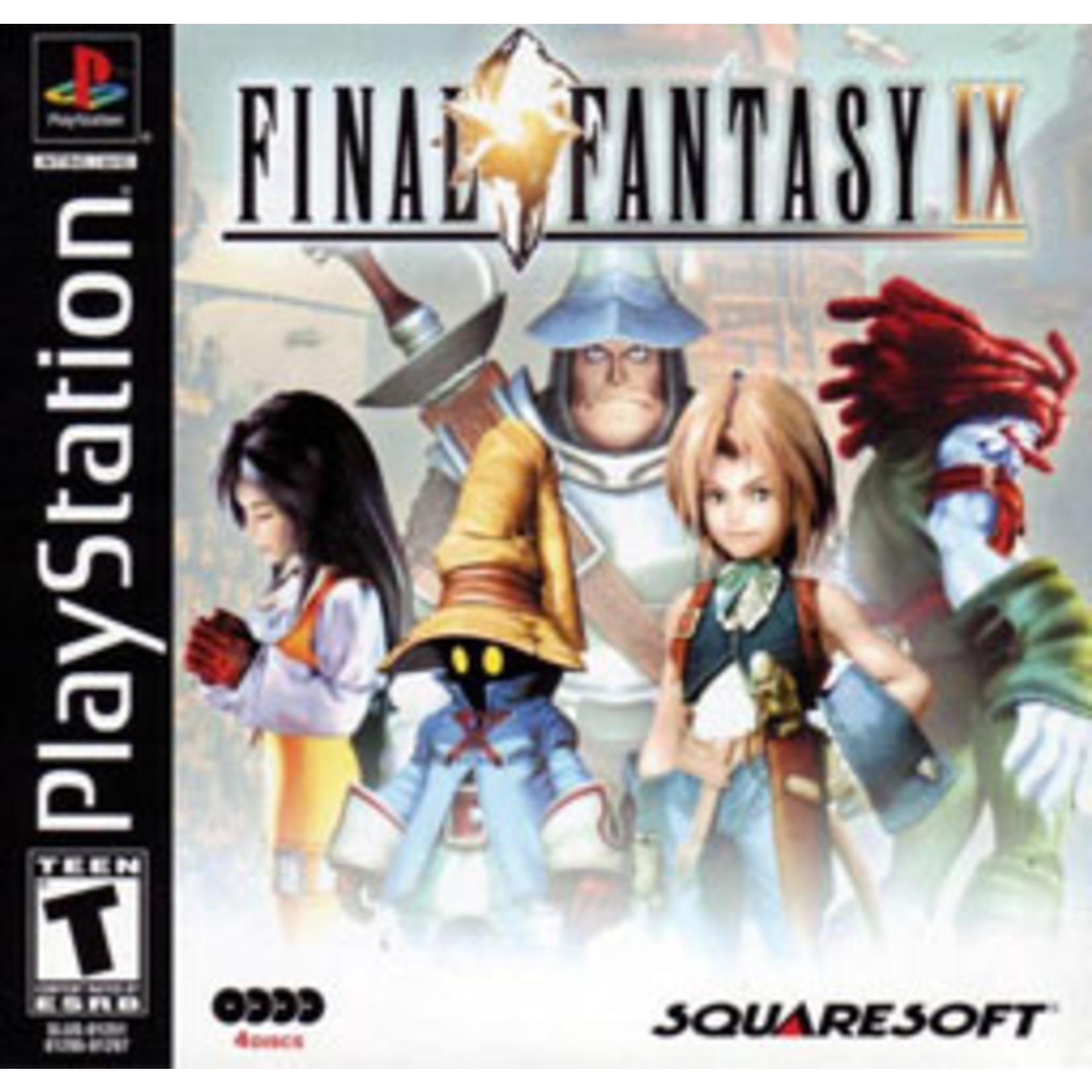 ps1u-Final Fantasy IX (complete)