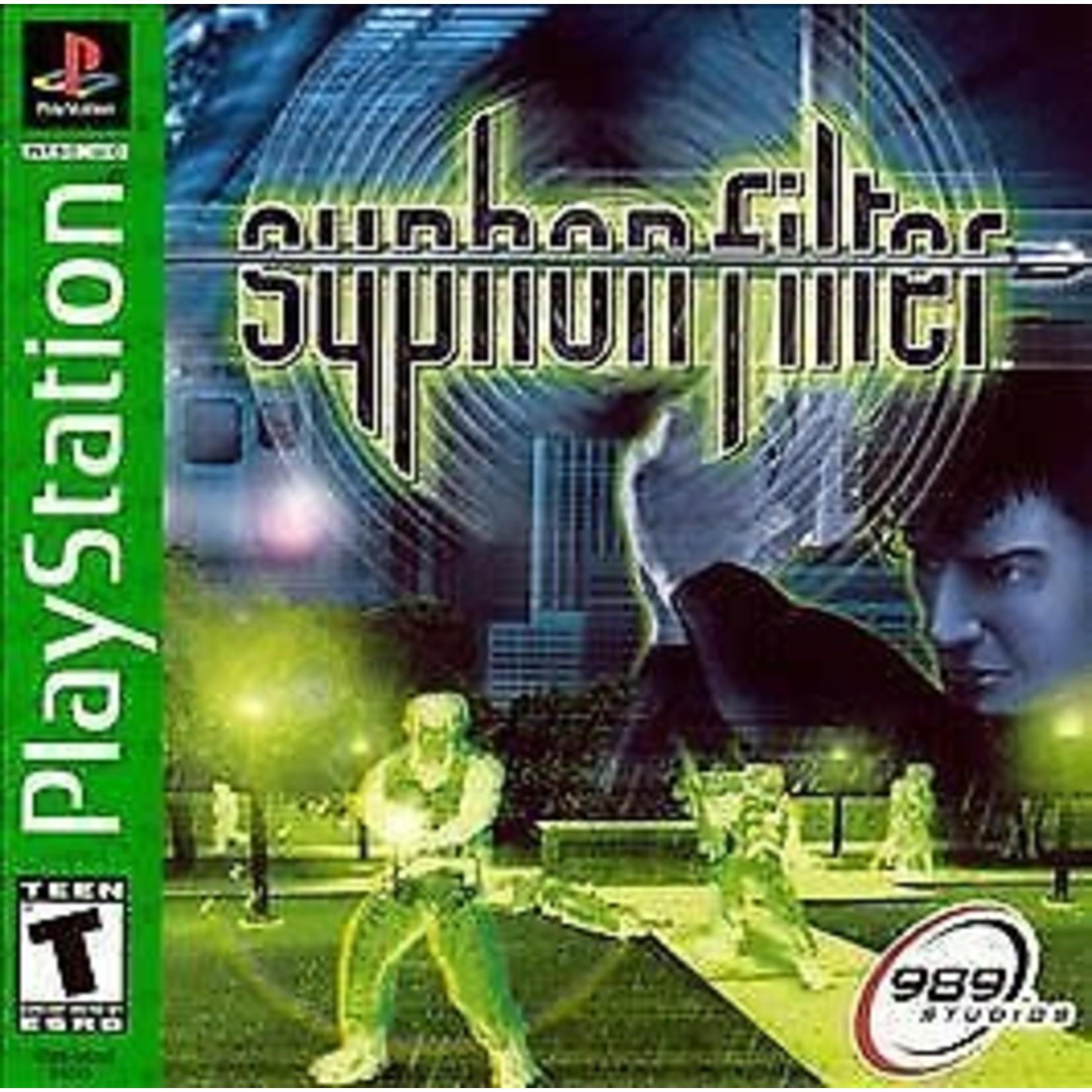 ps1u-Syphon Filter