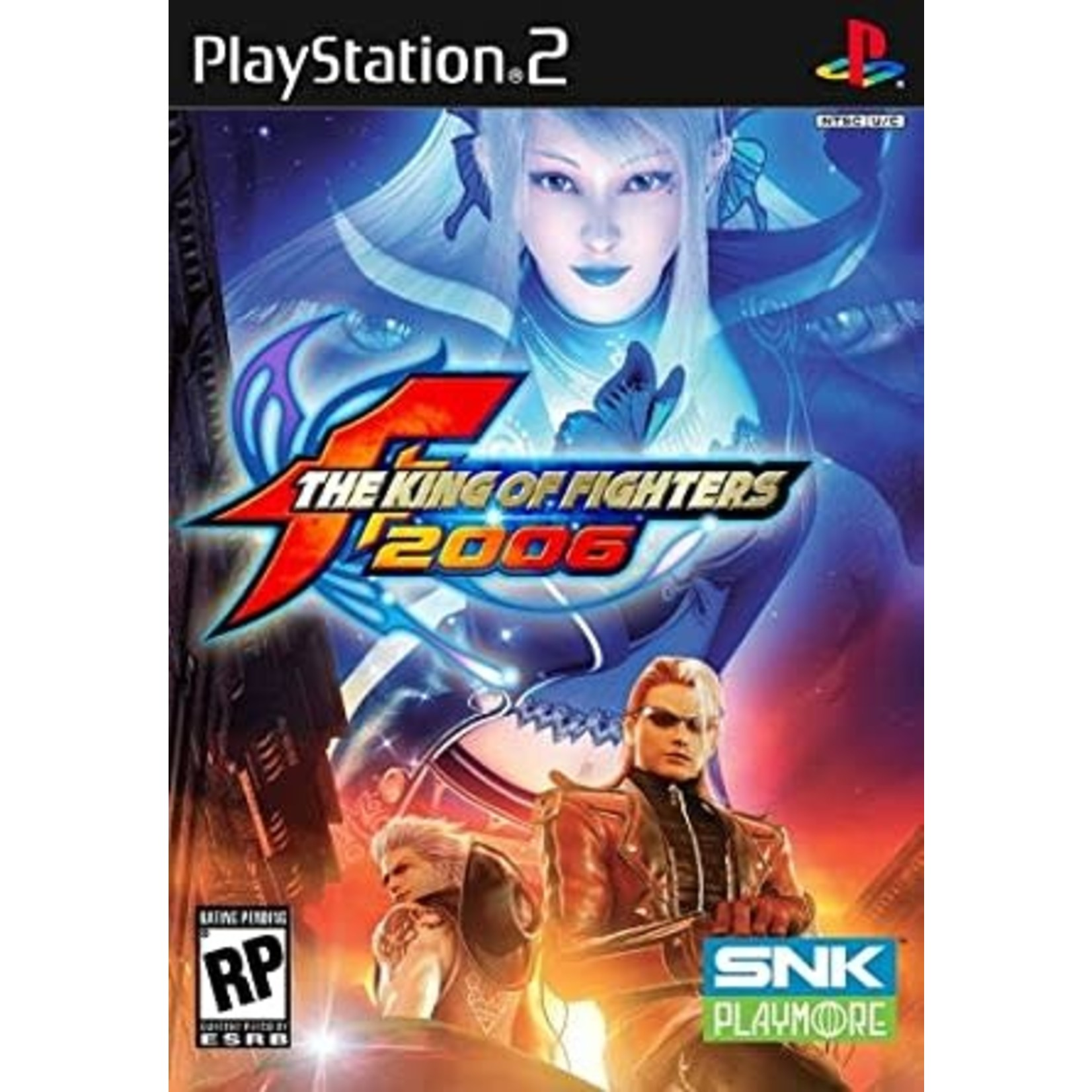 PS2U-The King of Fighters 2006
