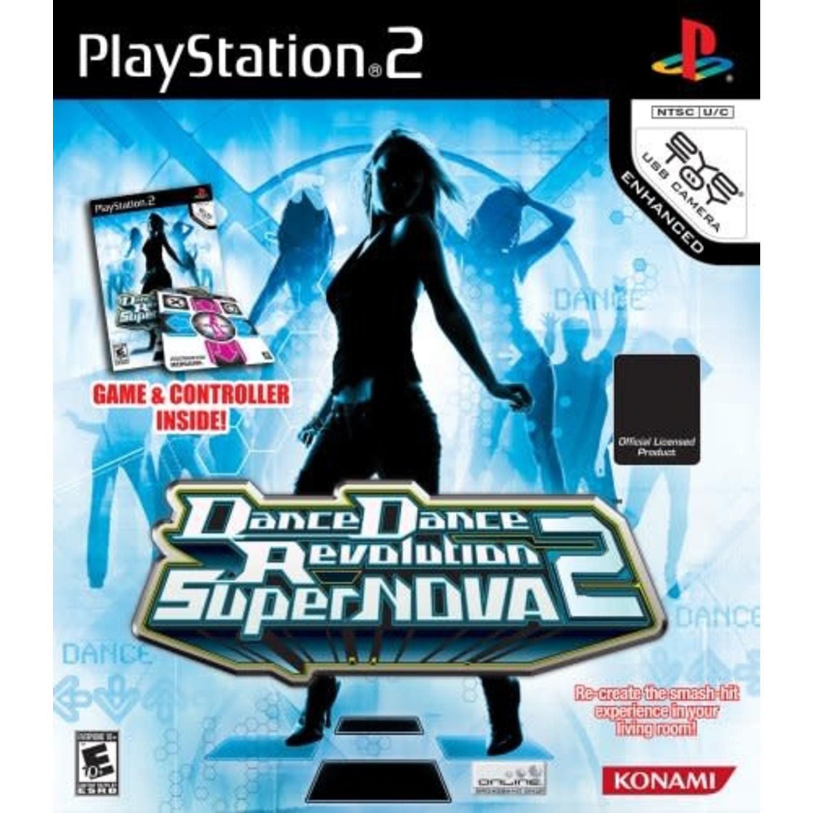 ps2u-Dance Dance Revolution SuperNova 2