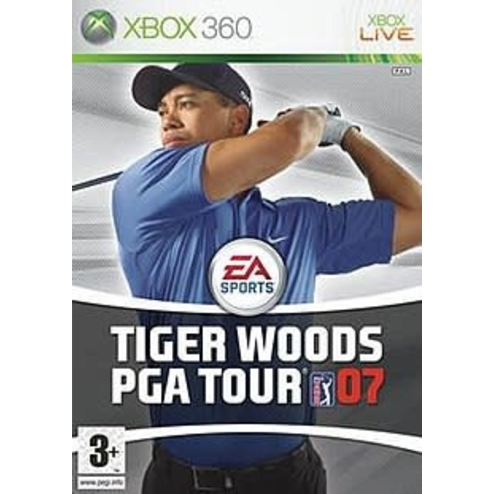 X3U-Tiger Woods PGA Tour 07