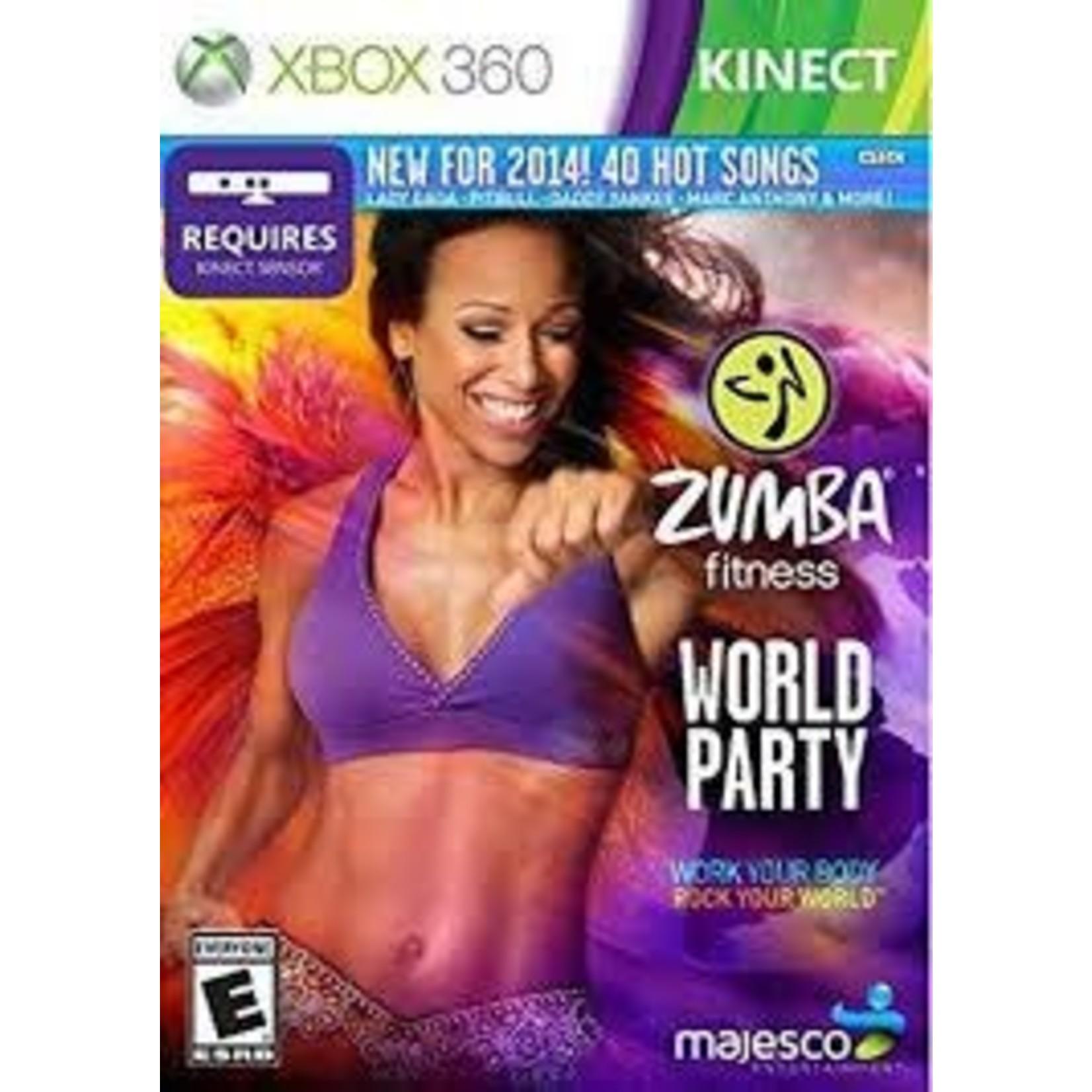 X3U-Zumba Fitness: World Party