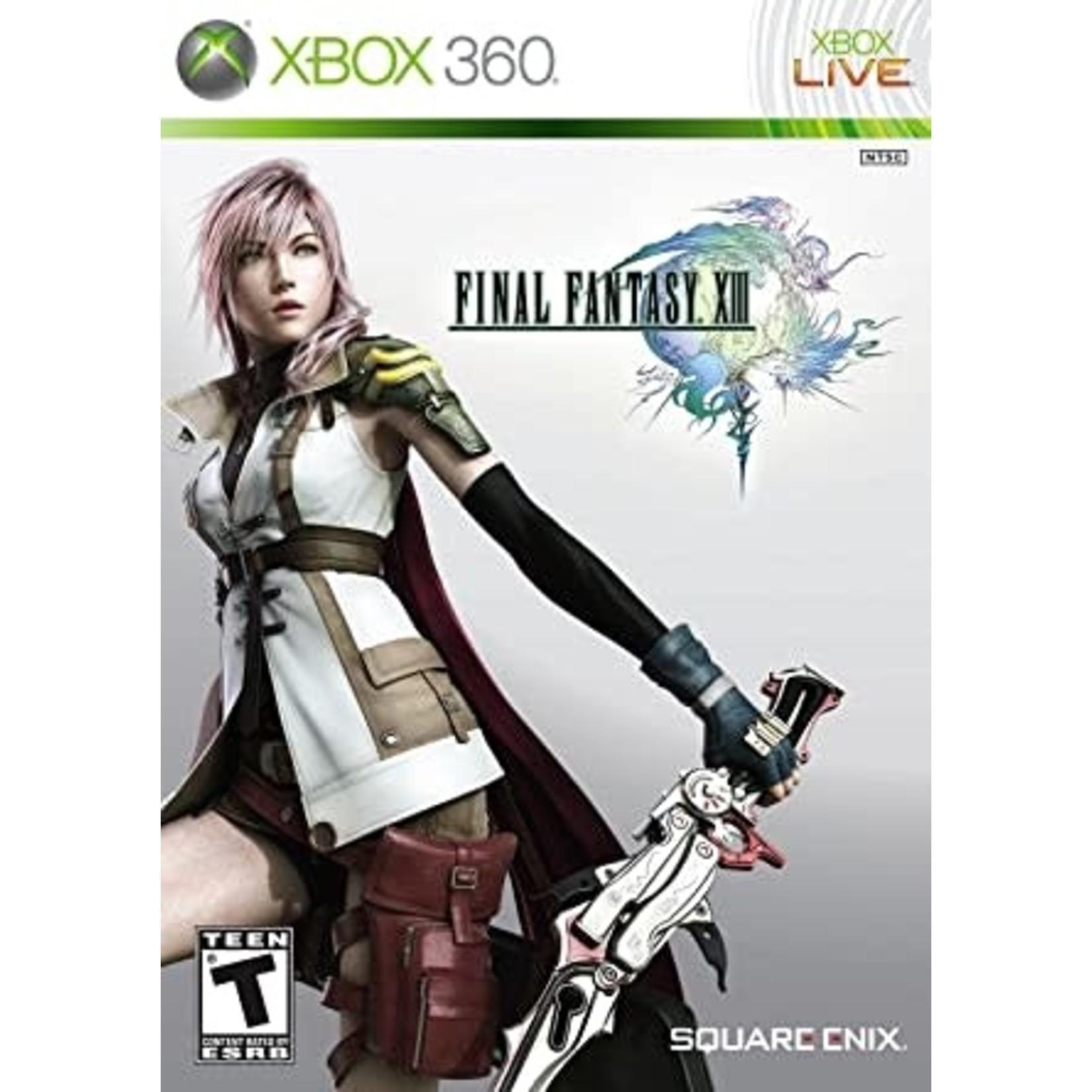 X3U-Final Fantasy XIII