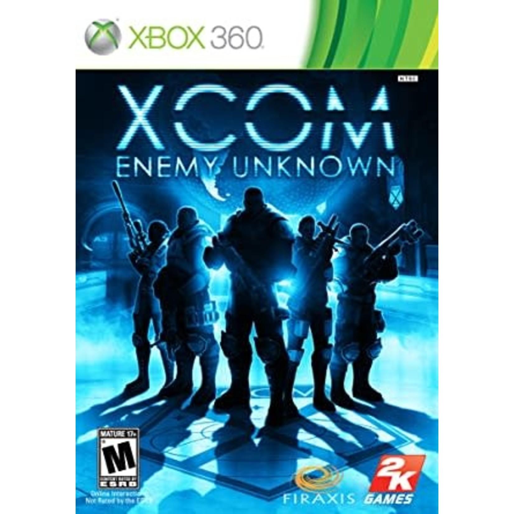 X3U-XCOM: Enemy Unknown