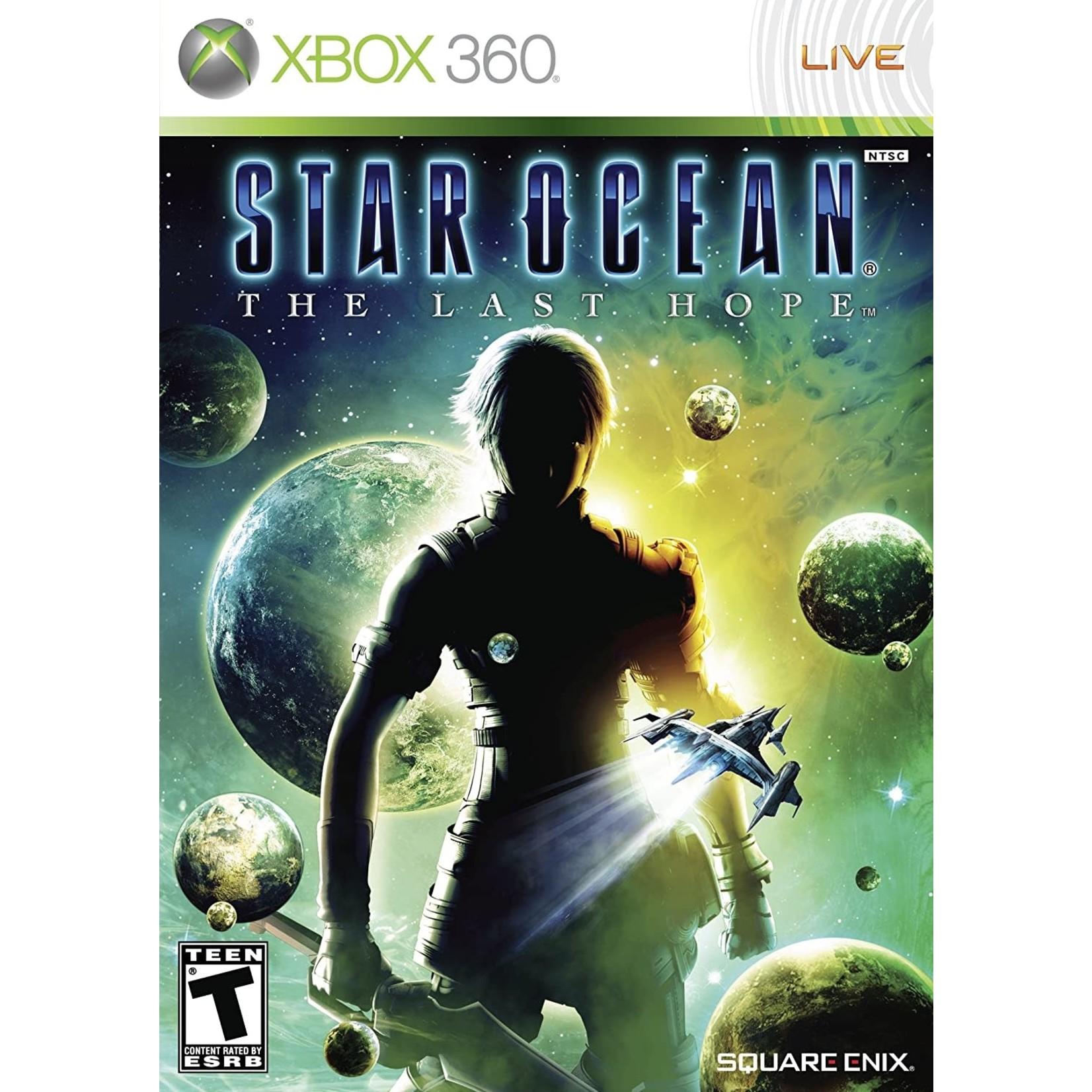 X3U-Star Ocean: The Last Hope