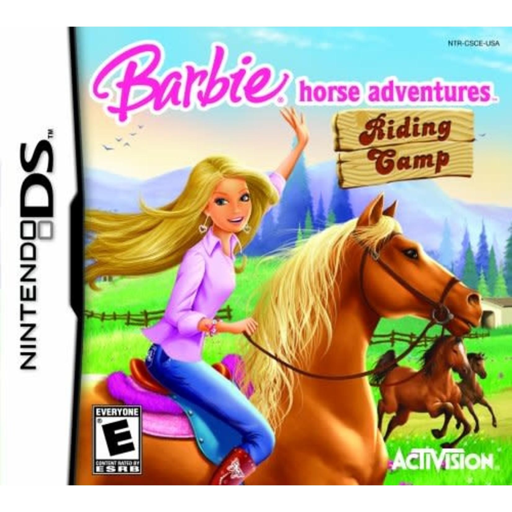 DSU-Barbie Horse Adventures: Riding Camp