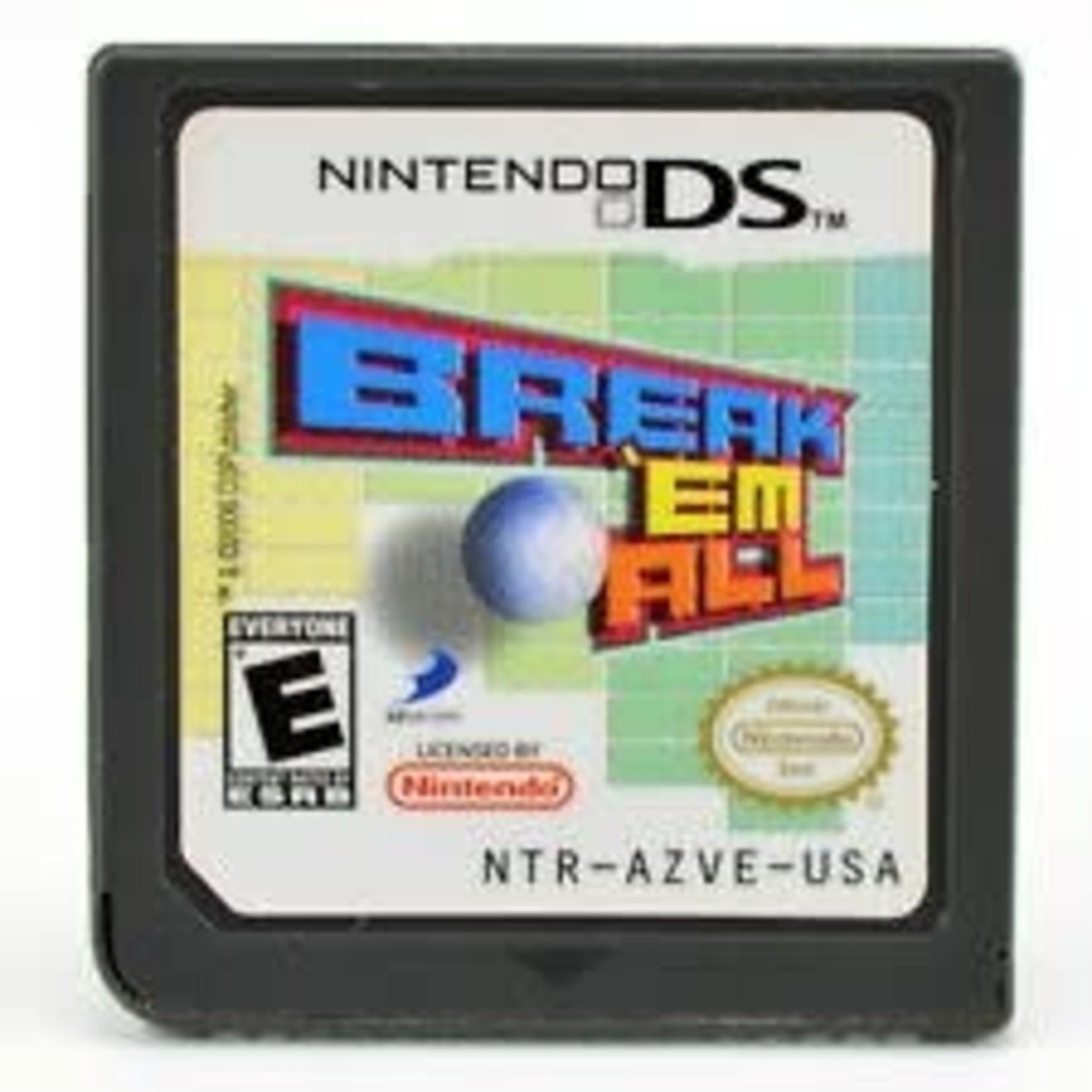 DSU-Break Em All (CHIP ONLY)