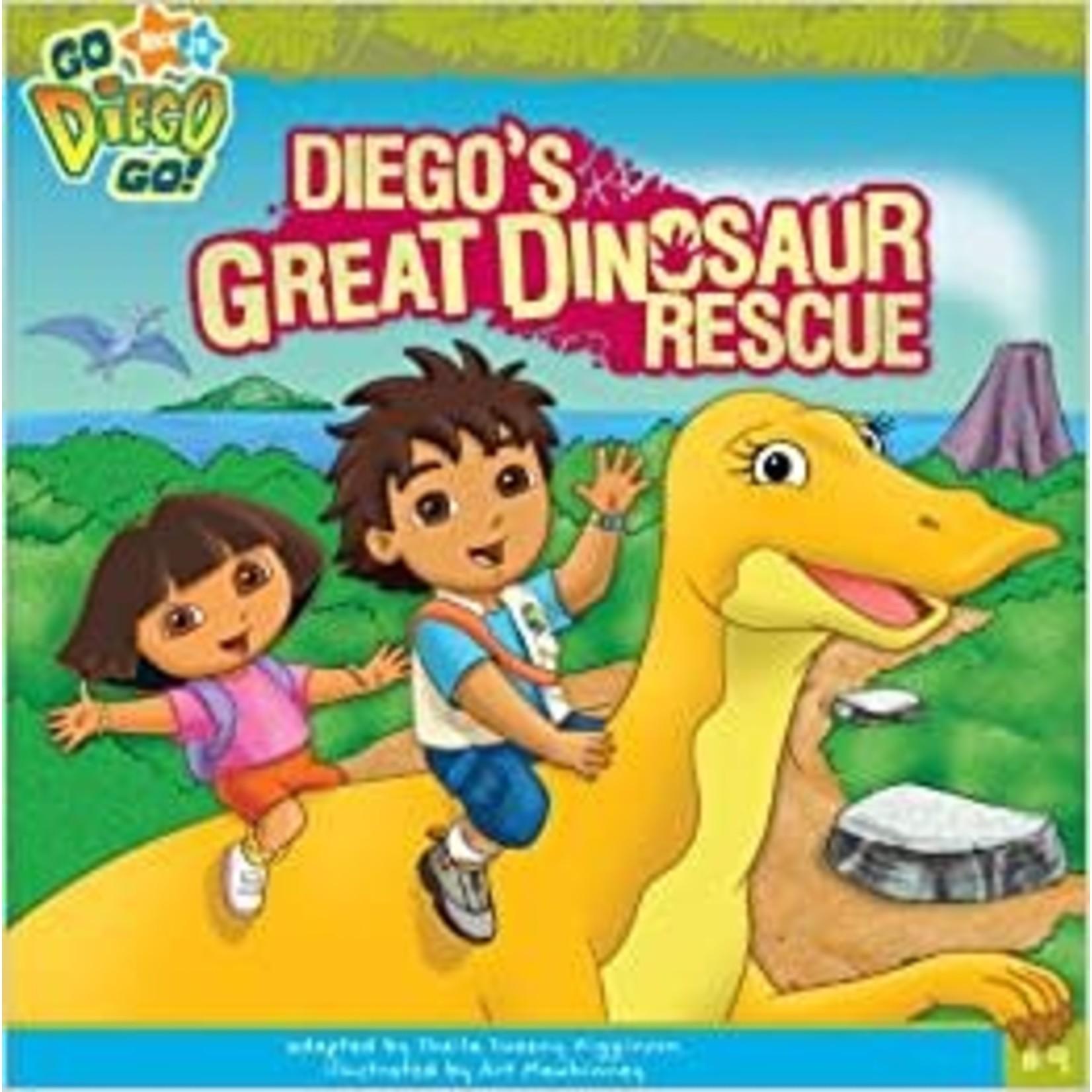 DSU-Go, Diego, Go: Great Dinosaur Rescue (Chip Only)