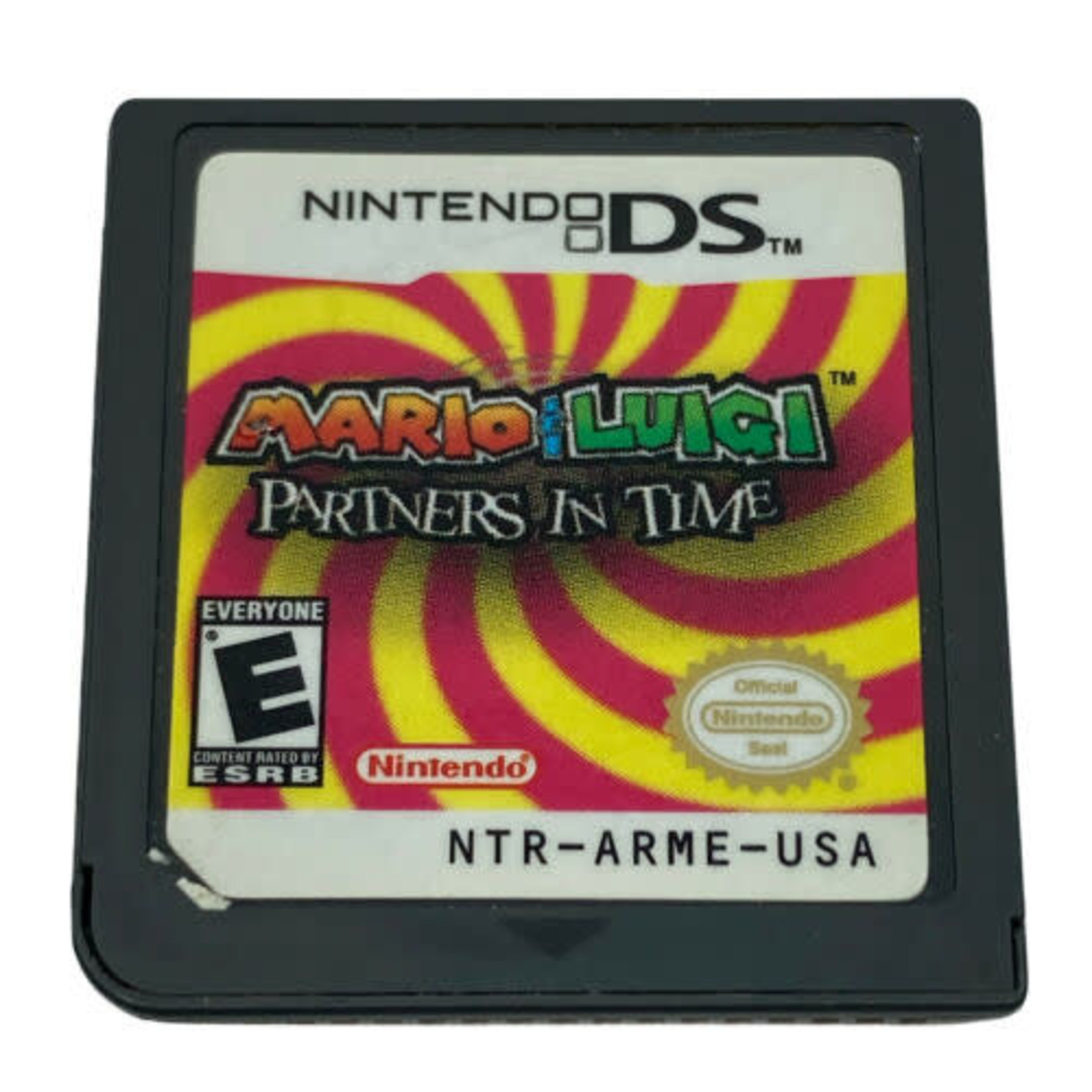 DSU-Mario & Luigi Partners in Time (chip only)