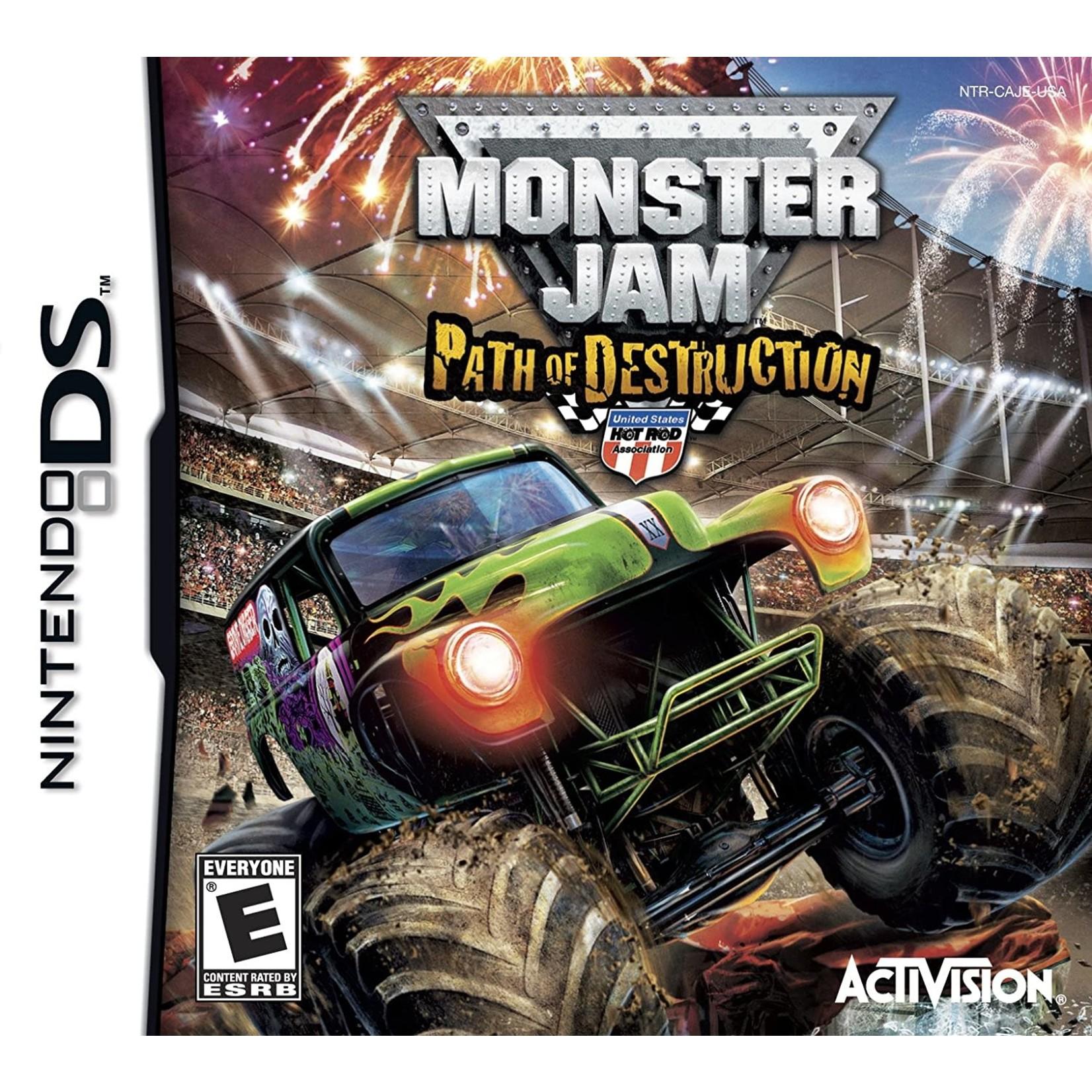 DSU-Monster Jam Path of Destruction