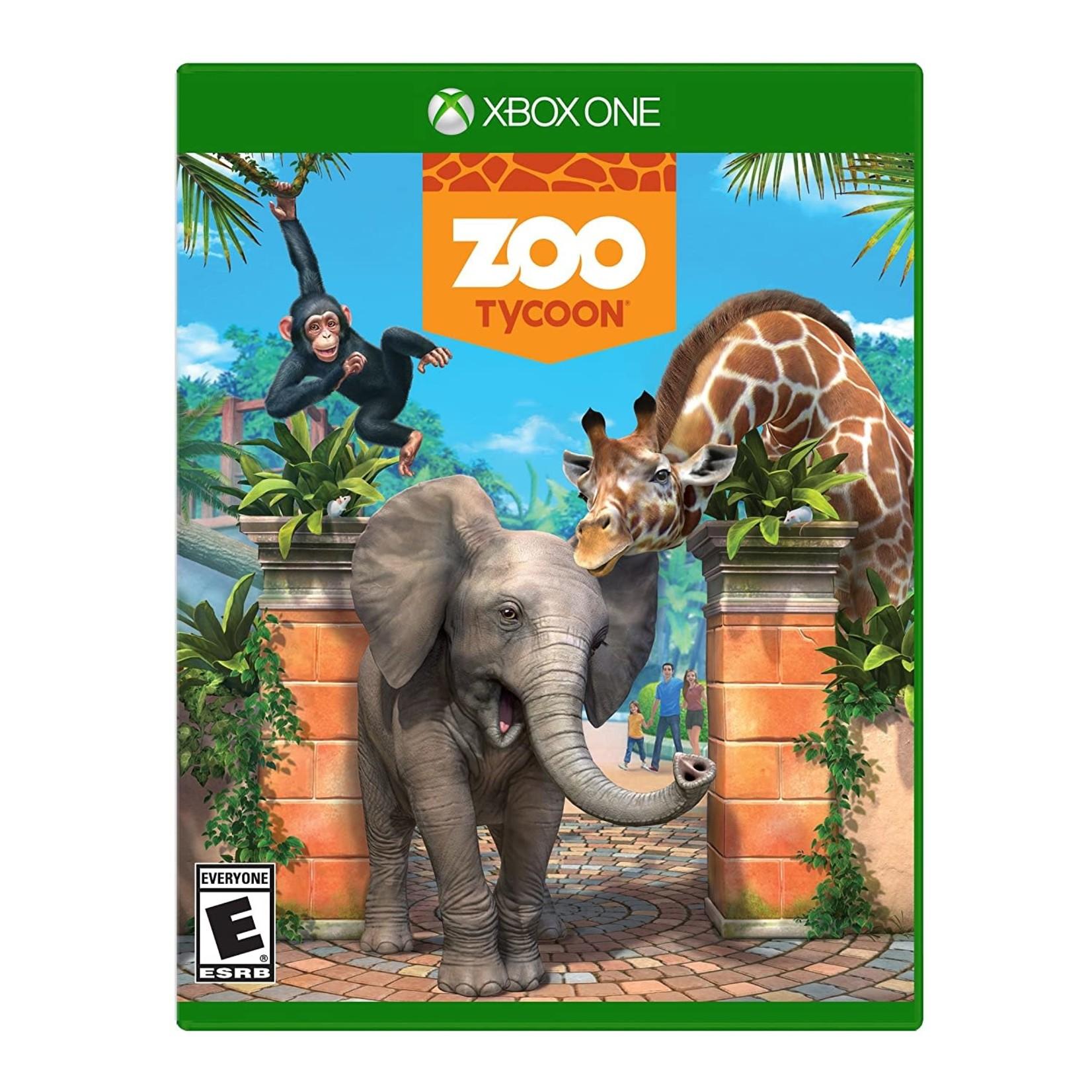 XB1U-Zoo Tycoon