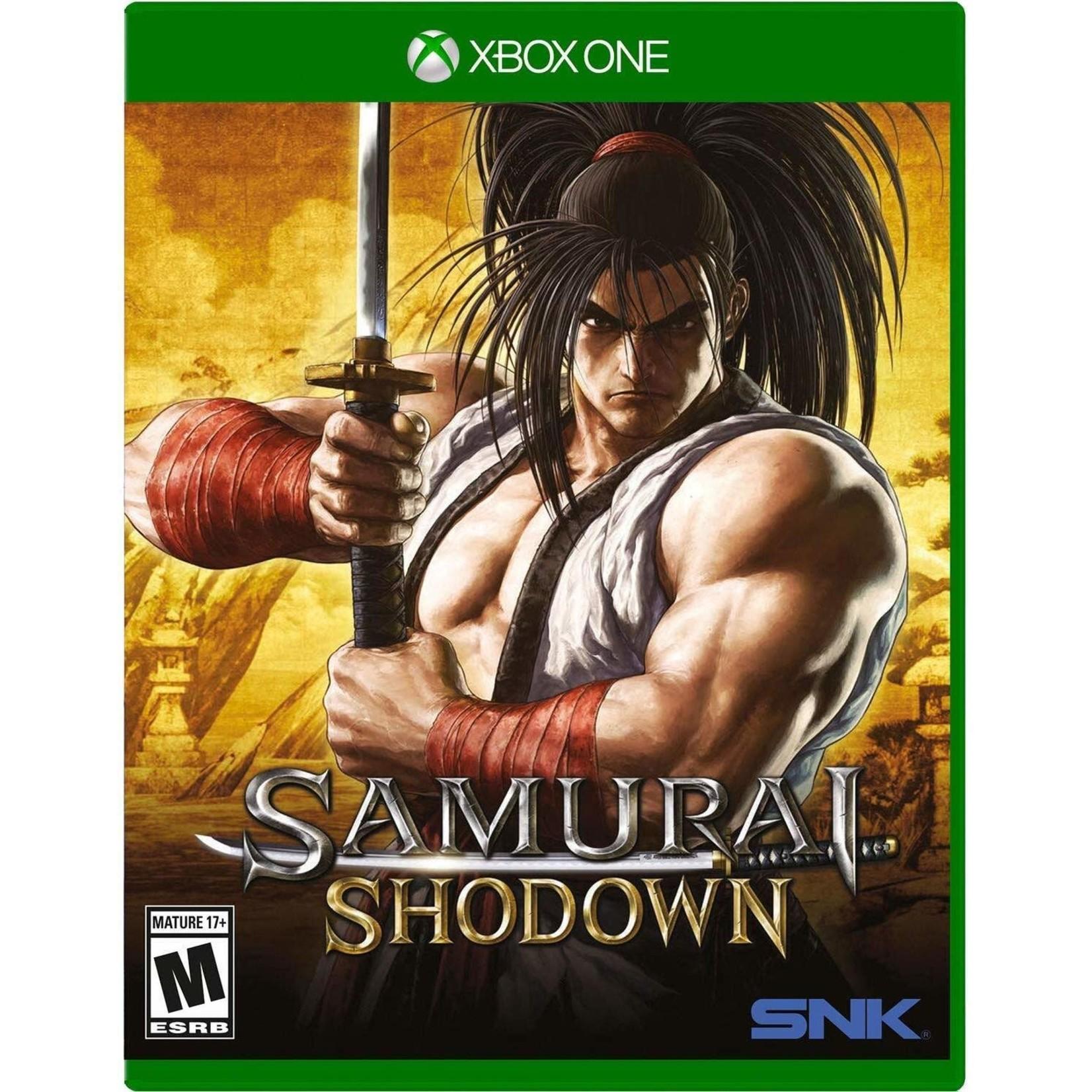 XB1U-Samurai Shodown