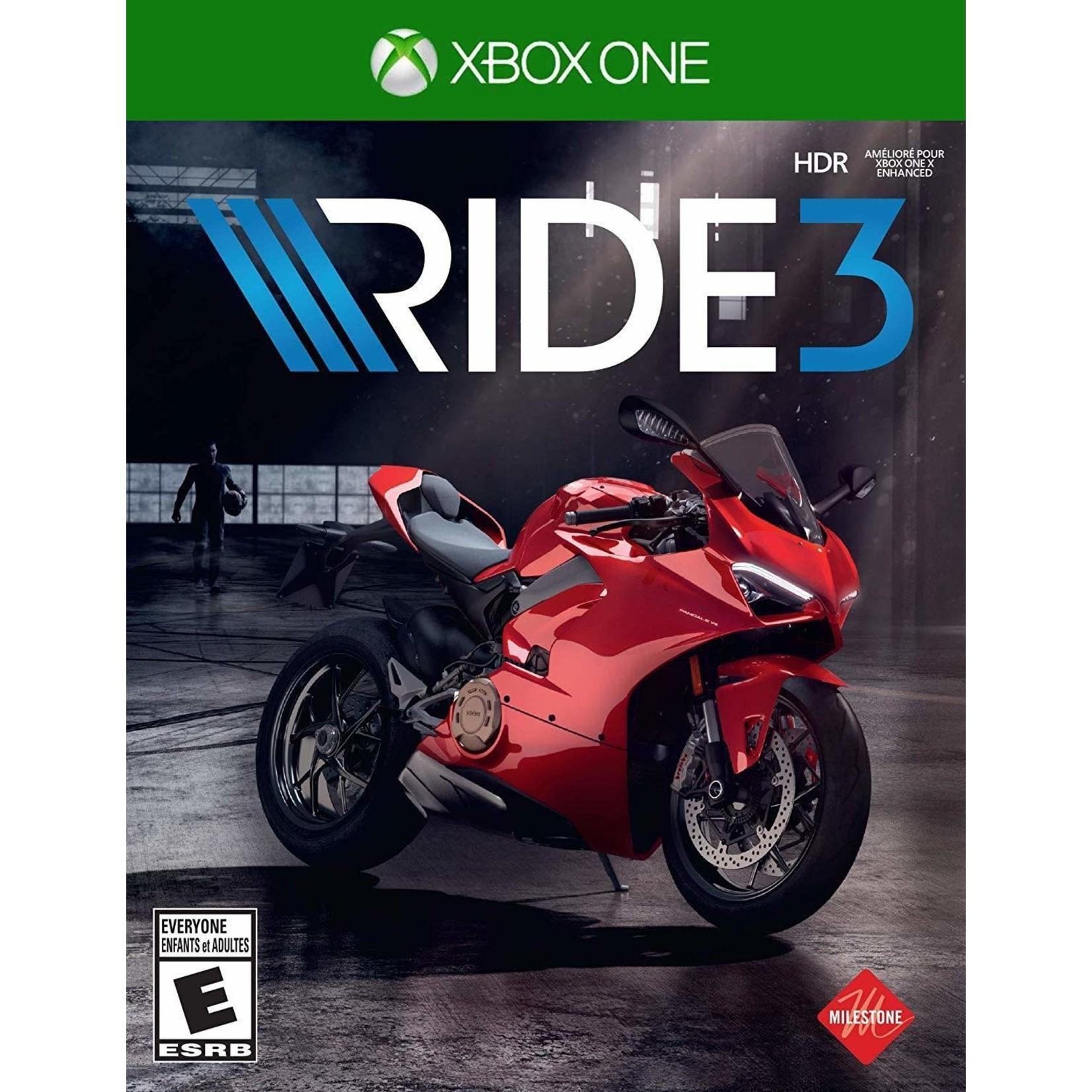 XB1U-Ride 3