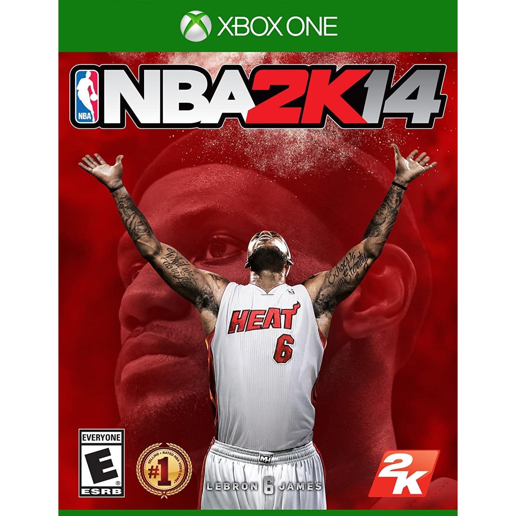 XB1U-NBA 2K14