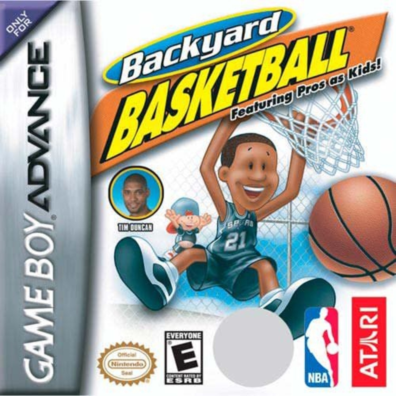GBAU-Backyard Basketball