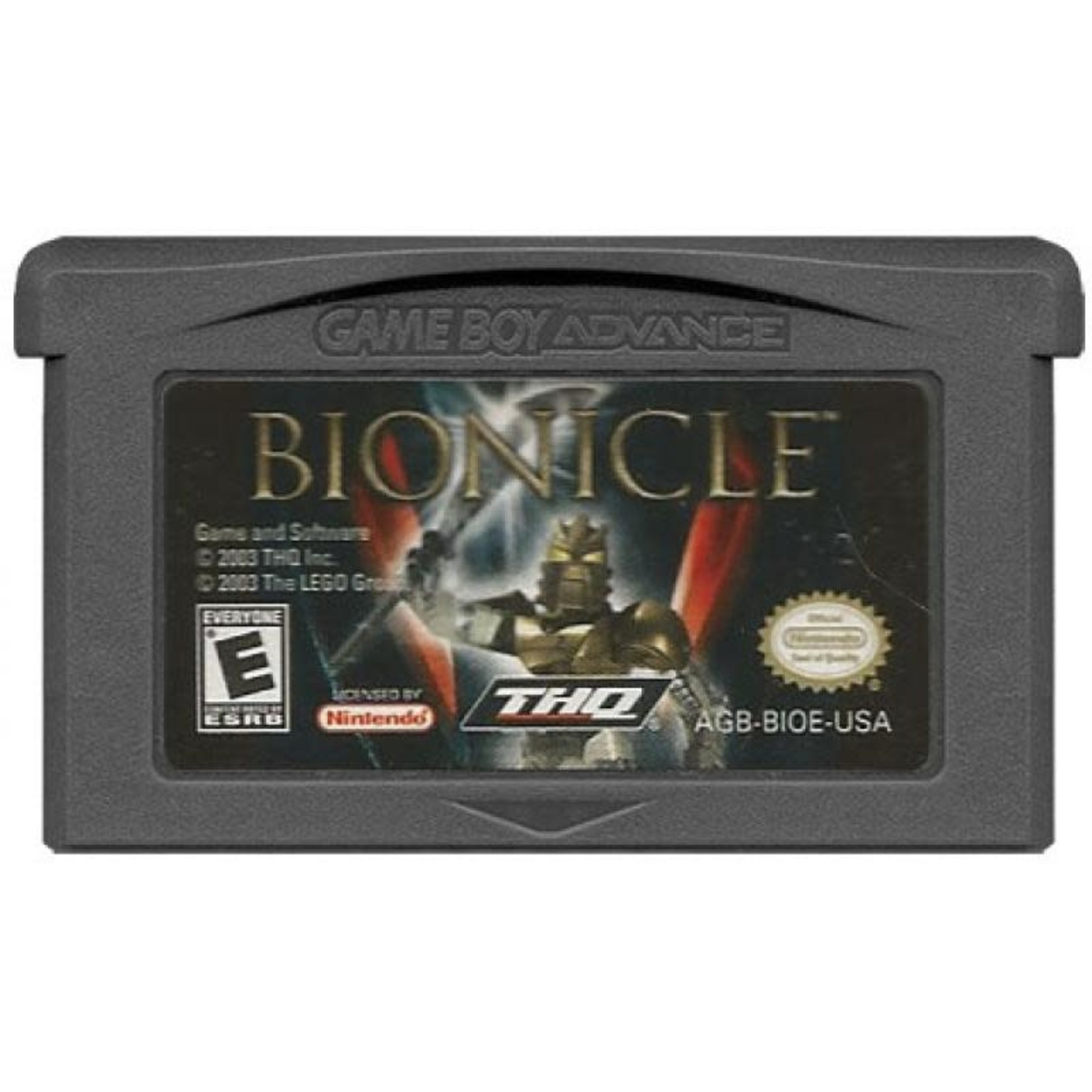 GBAU-Bionicle The Game (CART ONLY)