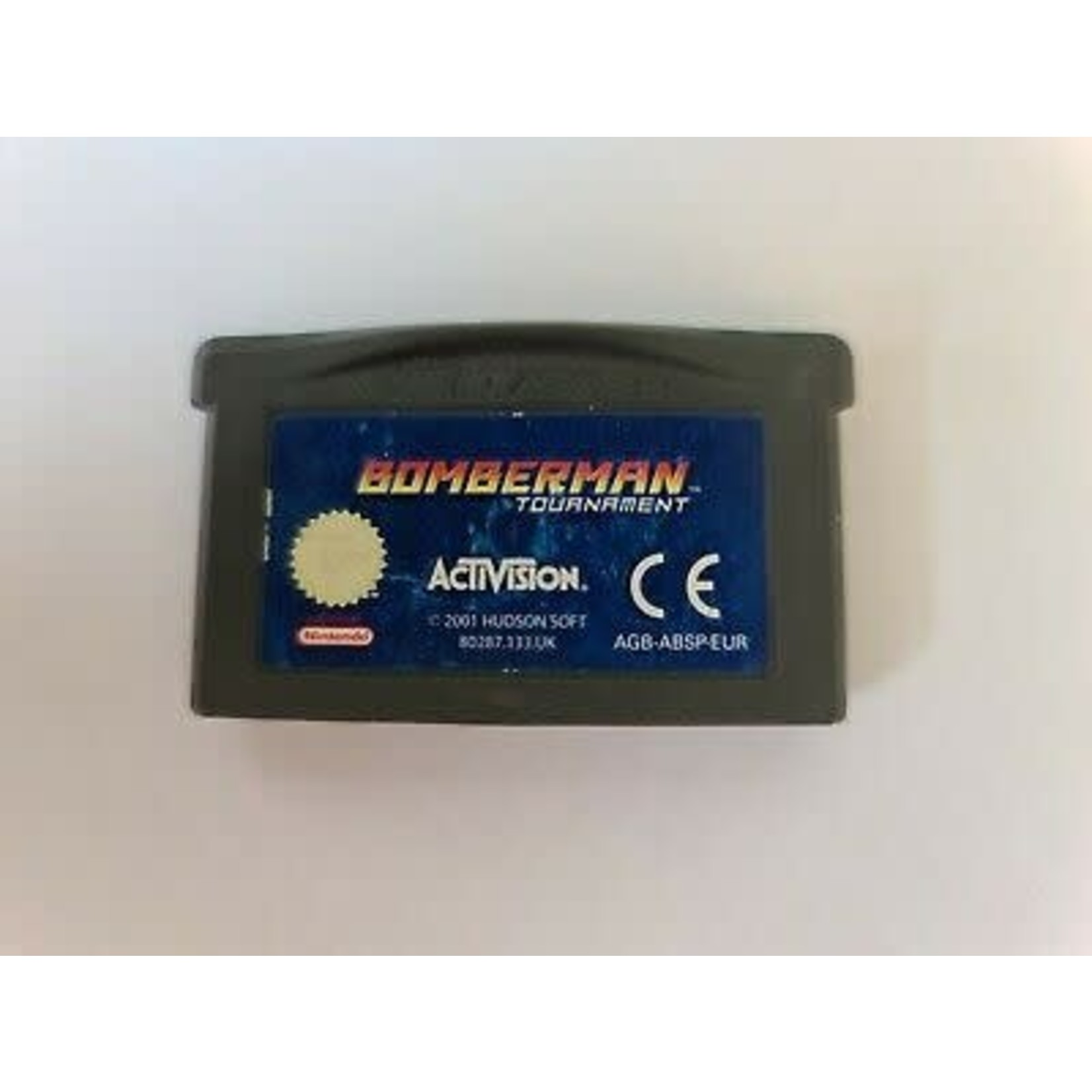 GBAU-Bomberman Tournament (CART ONLY)
