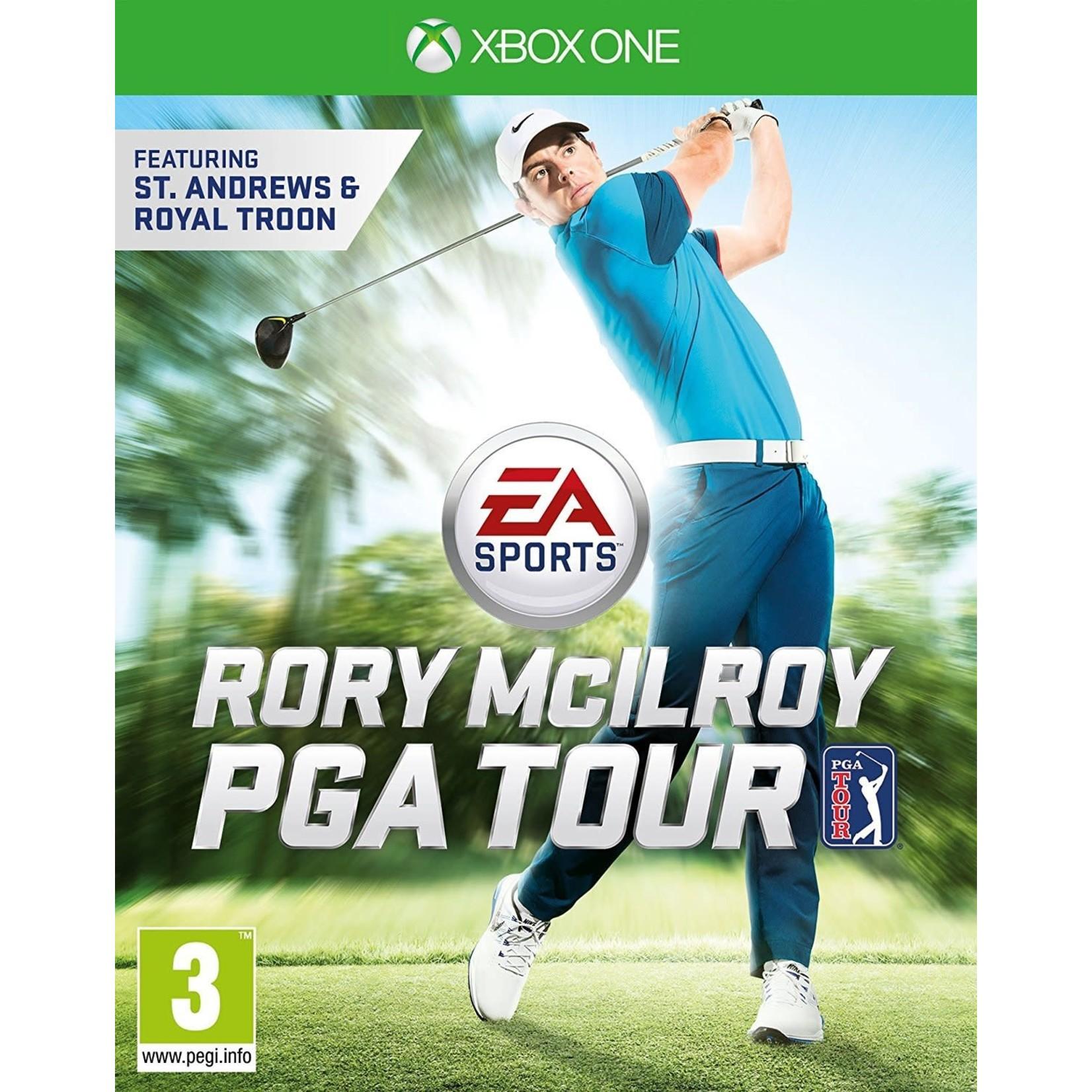 XB1U-EA SPORTS Rory McIlroy PGA Tour