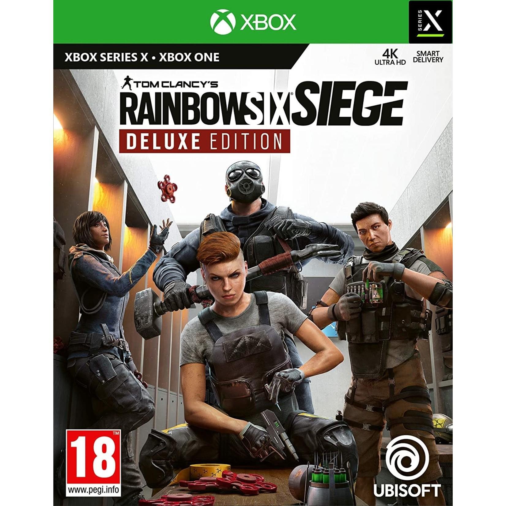 xB1-Tom Clancy's Rainbow Six Siege Deluxe Edition