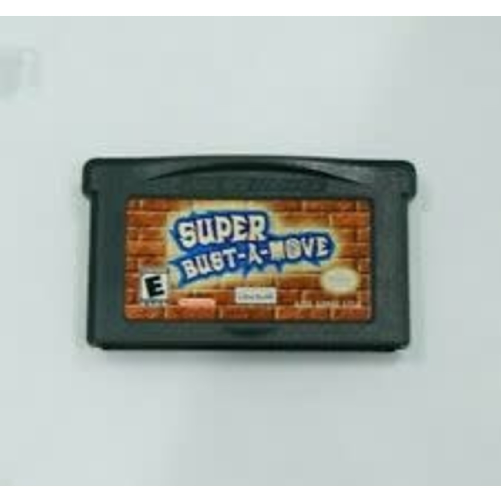 GBAU-Super Bust-A-Move (CART ONLY)