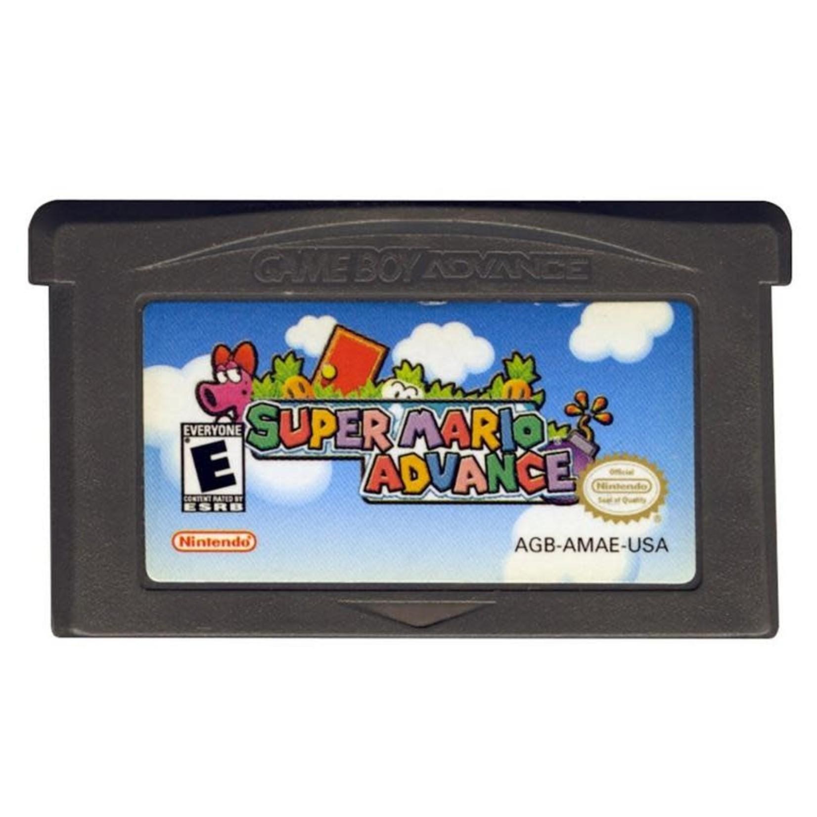 gbau-Super Mario Advance (carteidge)