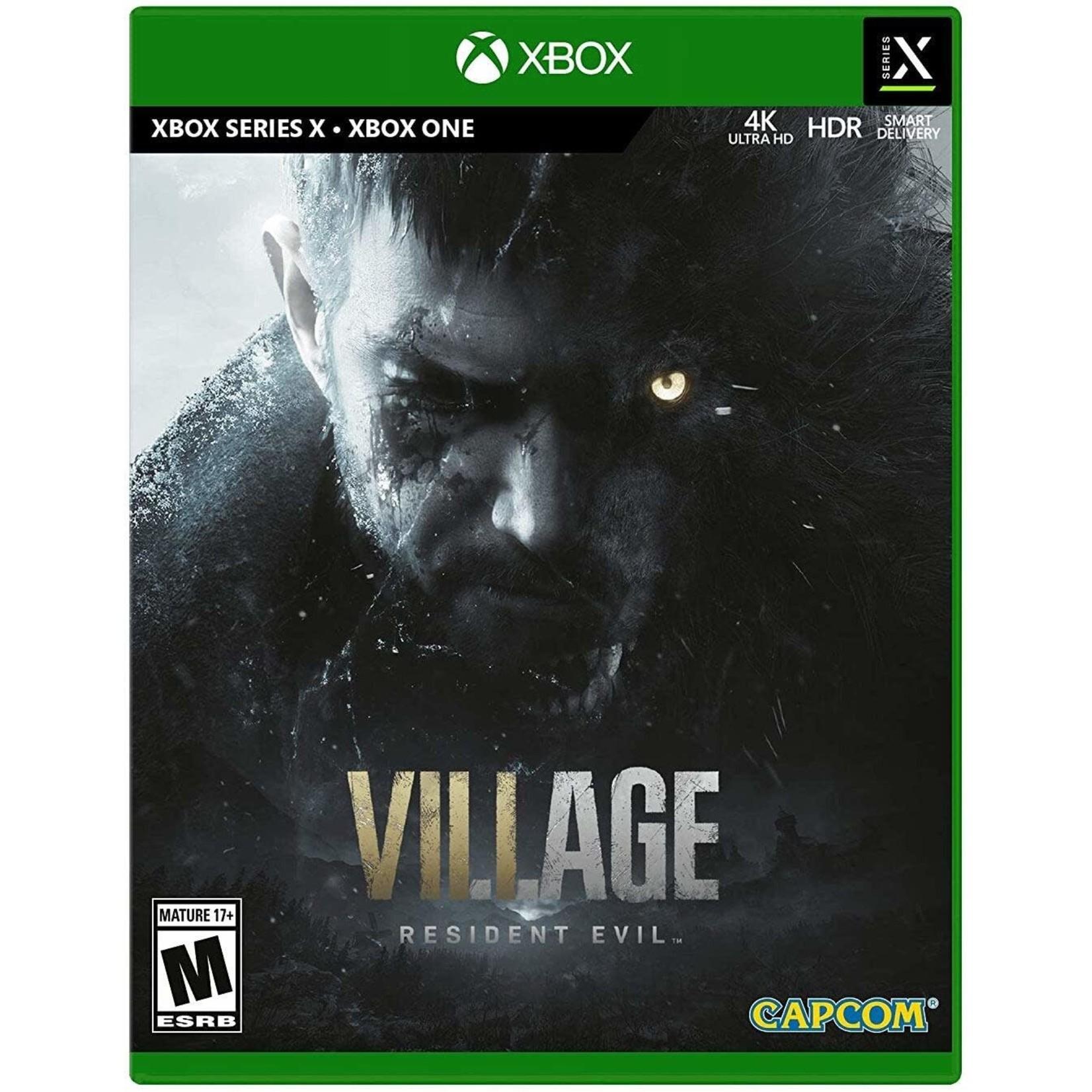 XB1-Resident Evil Village