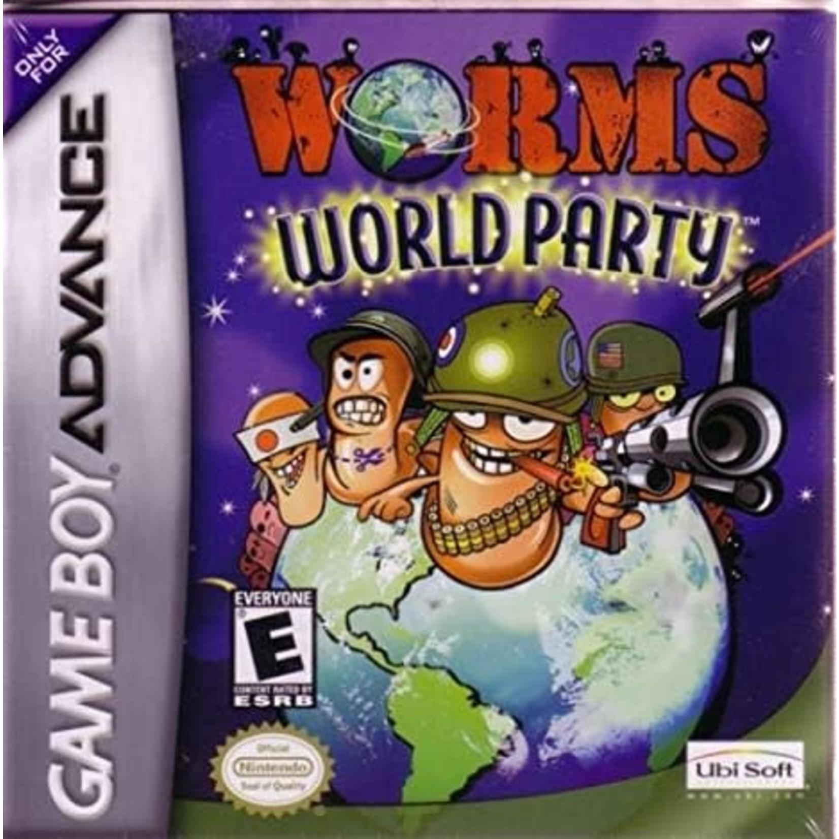 GBAU-Worms World Party