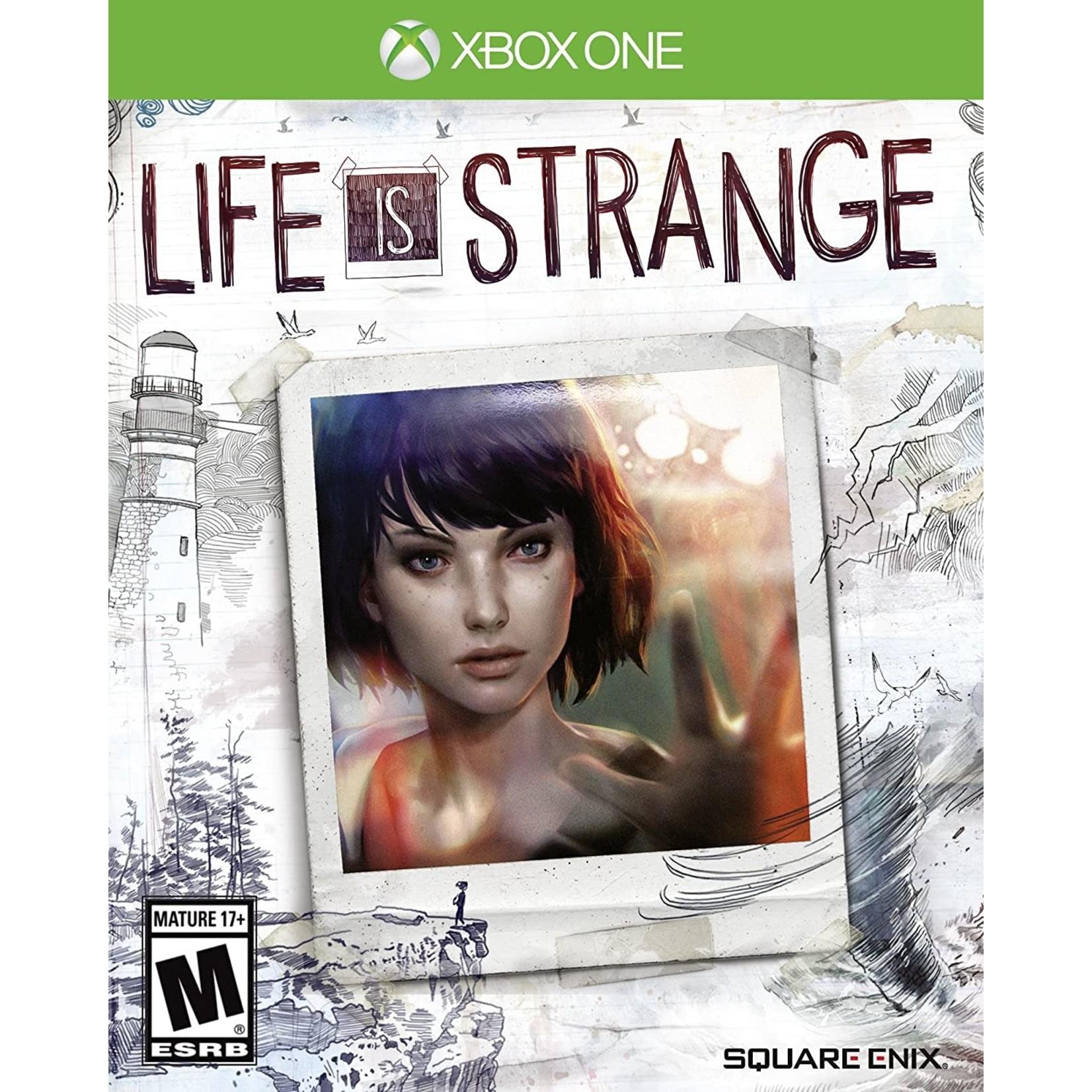 xb1-life is strange
